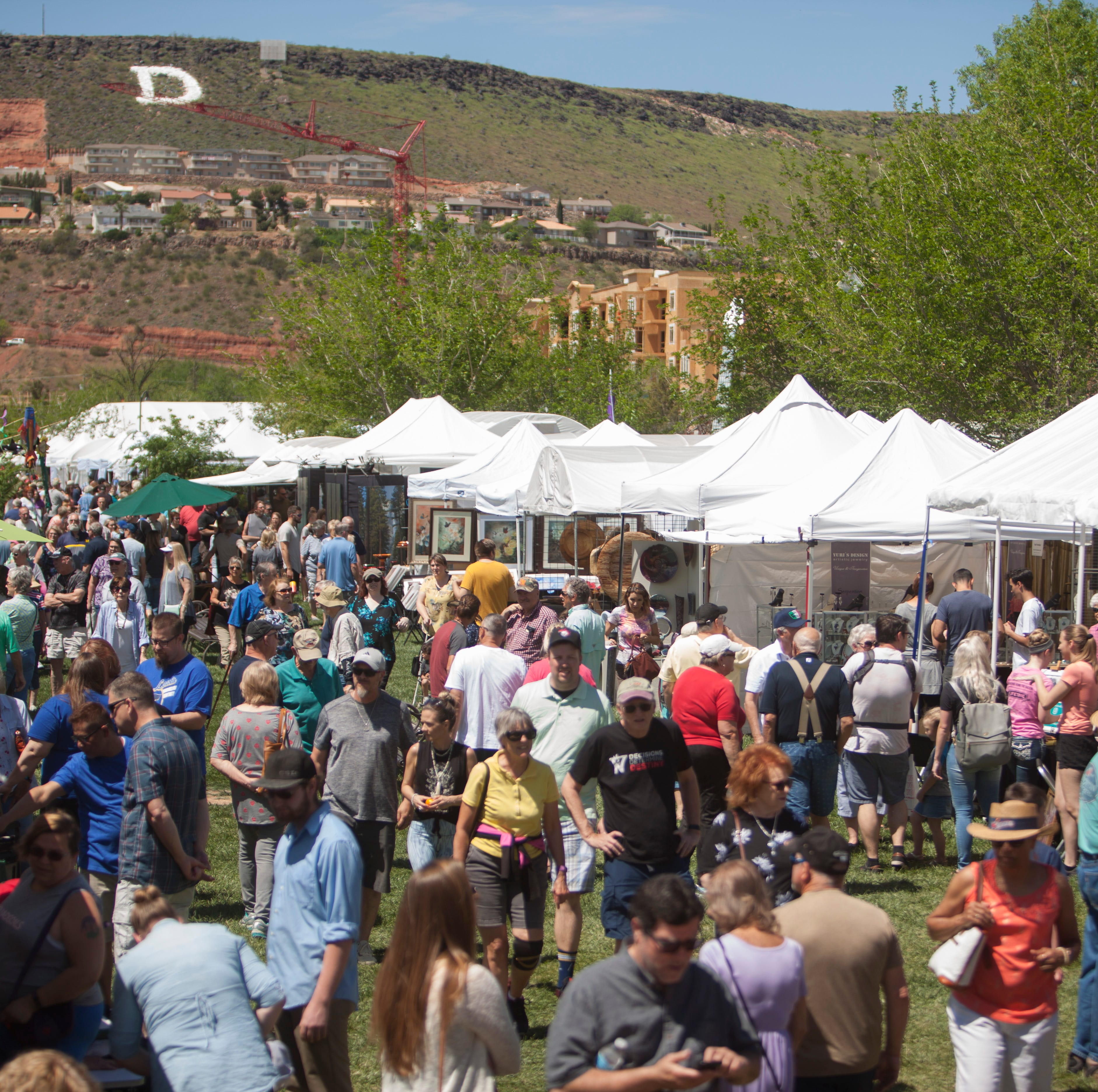 How did it get so busy? Tourists, snowbirds boost St. George area population nearly 30%