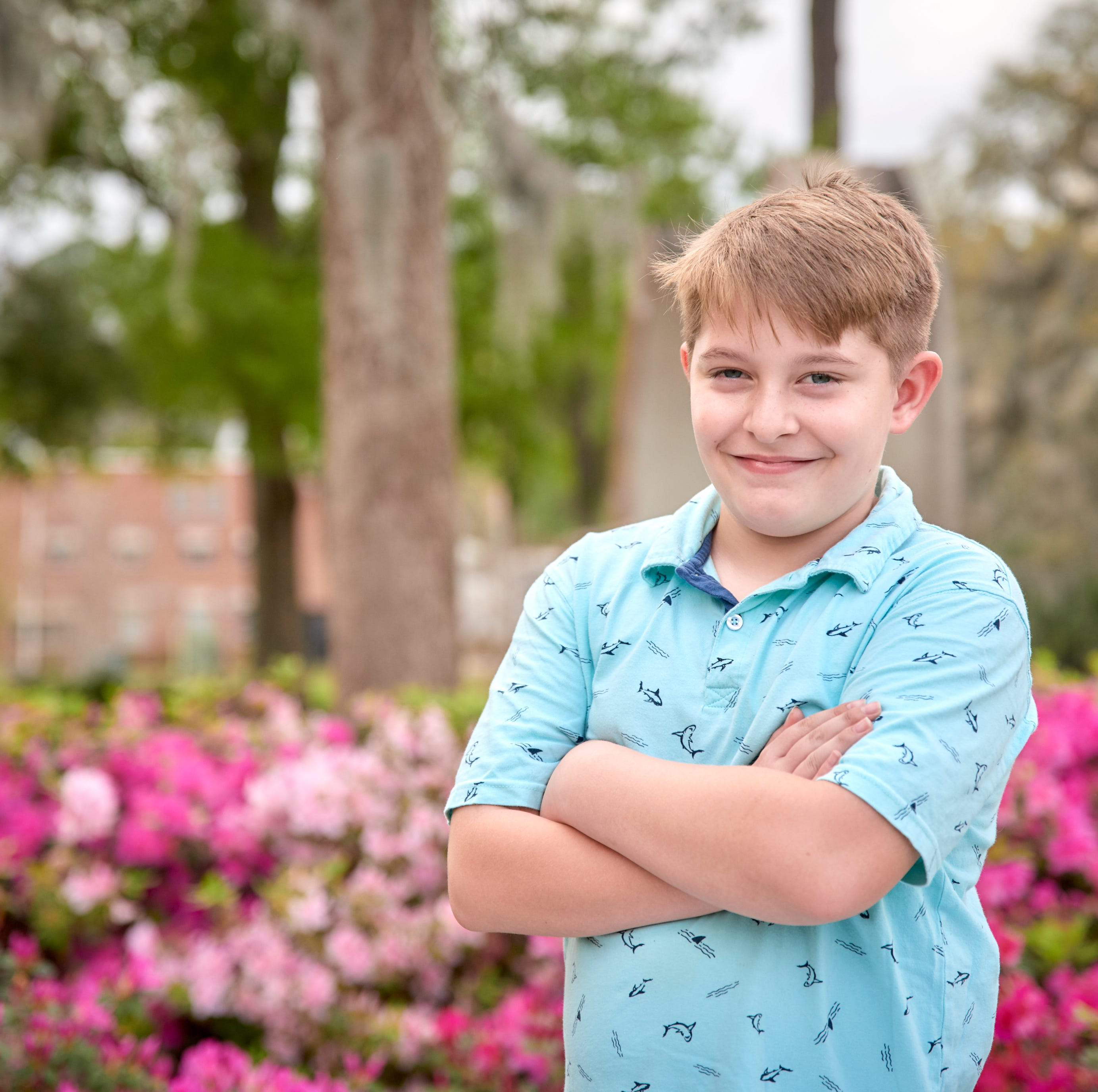 Routine hearing exam leads to frightening diagnosis, brain surgery for fourth grader