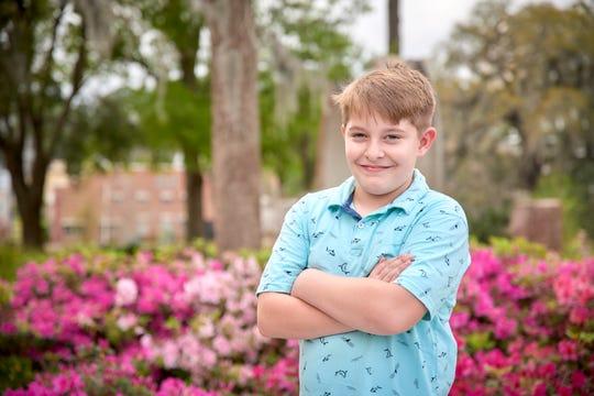 Fourth grader Mason Hamilton-Tilson, was having difficulty hearing and experiencing symptoms of hearing loss.