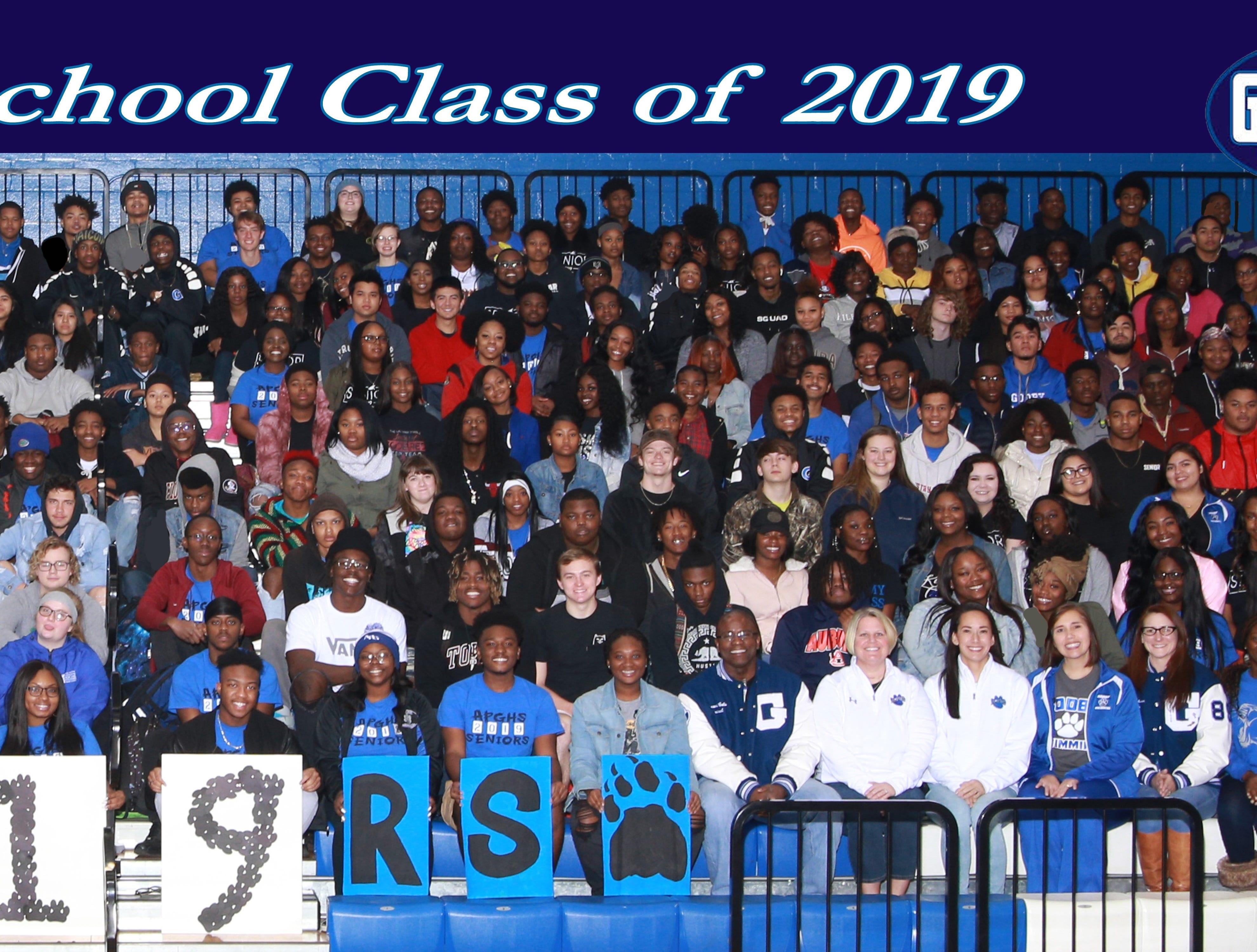 Godby High School Class of 2019.