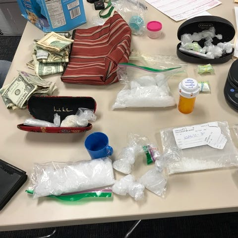 Ventura woman arrested in suspected meth sales