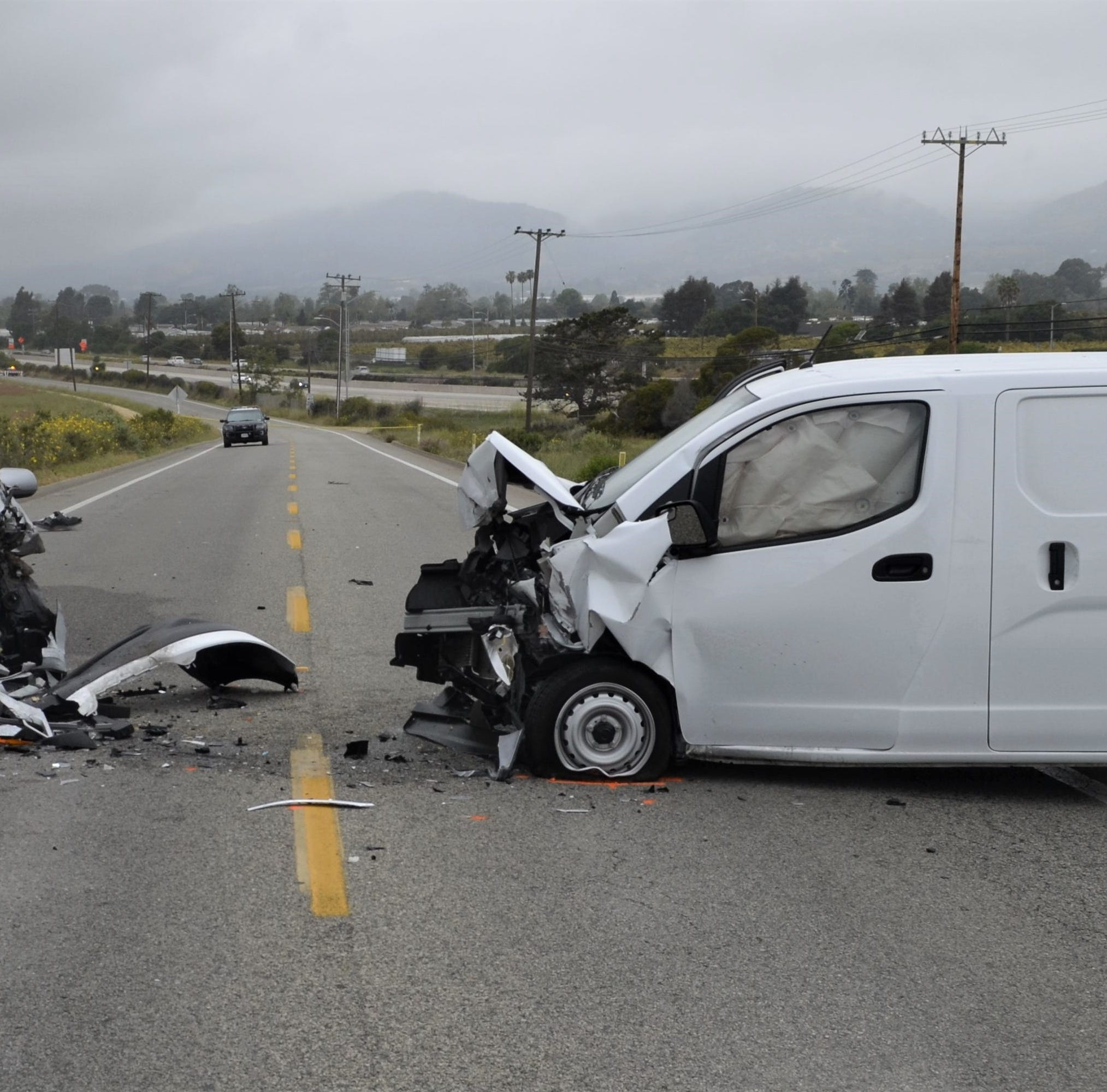 Oxnard woman killed in Carpinteria vehicle crash