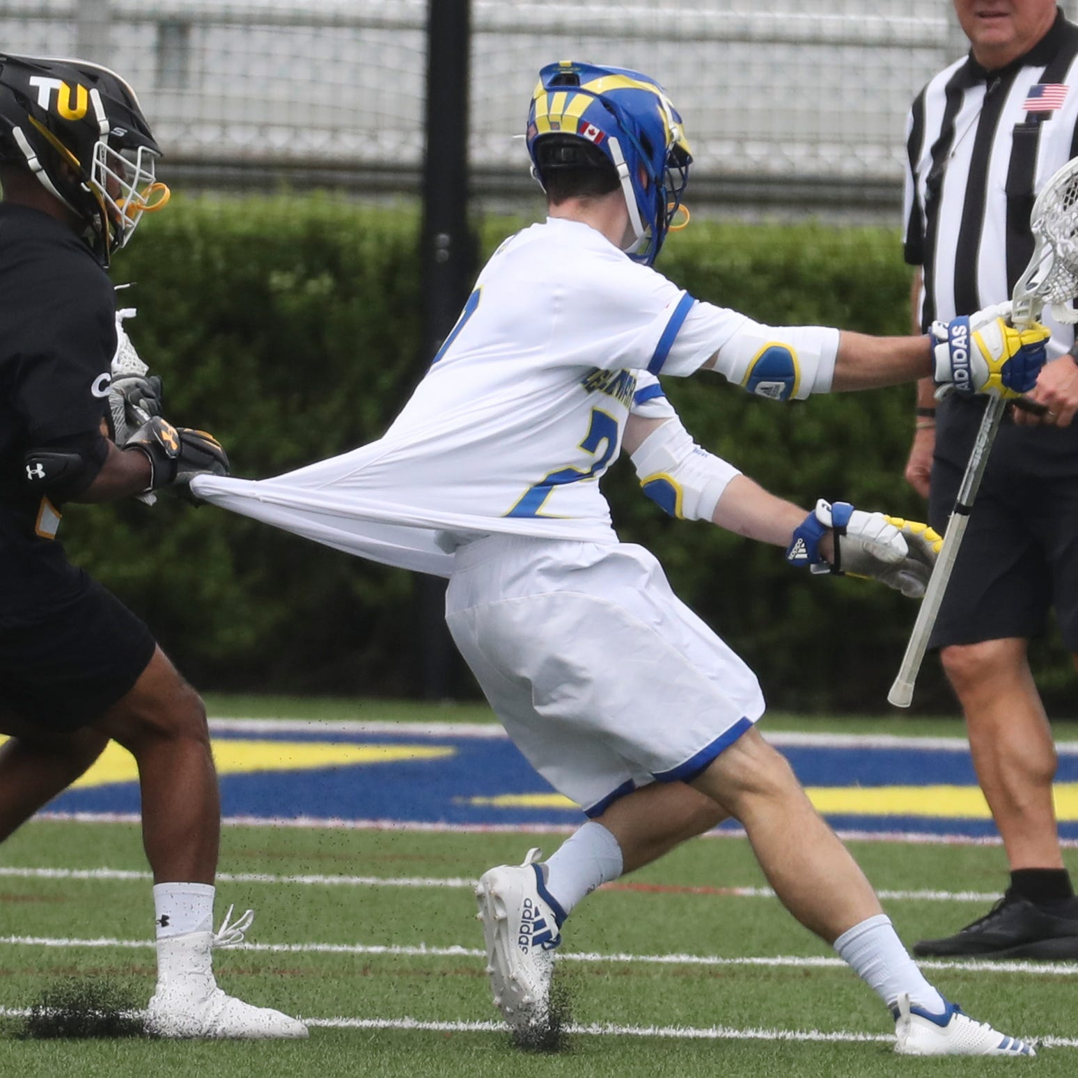 Hot start, late rally can't save Delaware lacrosse from Towson
