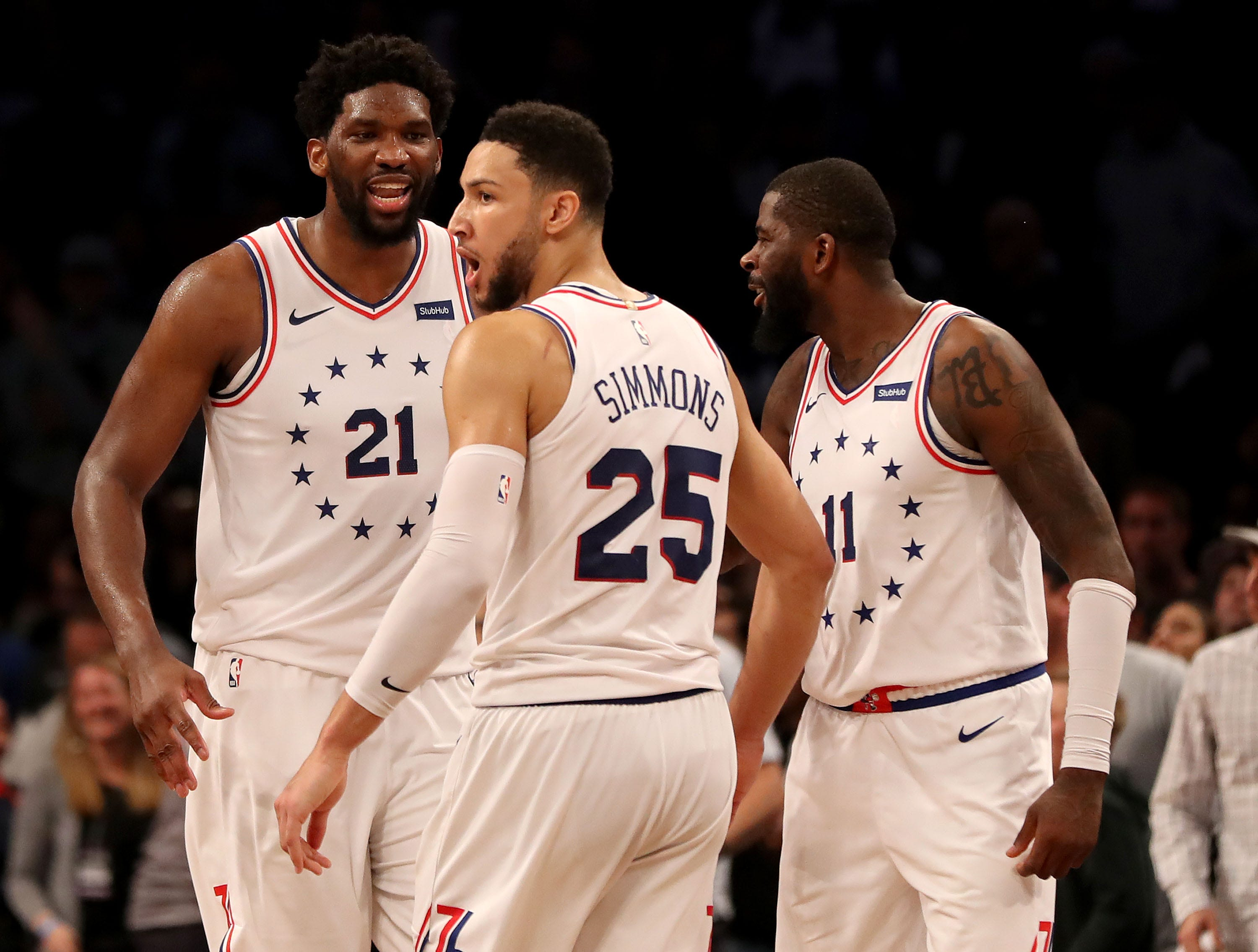 1a0501ed009 NBA Playoffs  Philadelphia 76ers guard Ben Simmons unfazed by boos