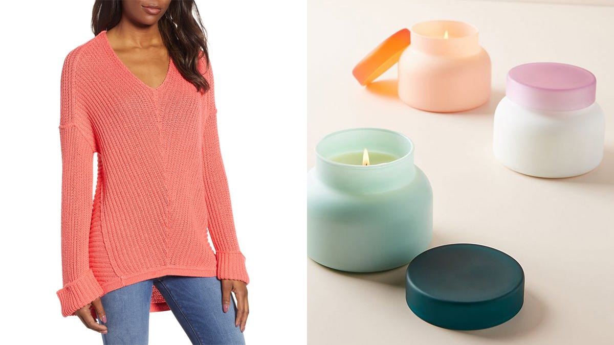 This gigantic sale features top items in fashion and home decor.