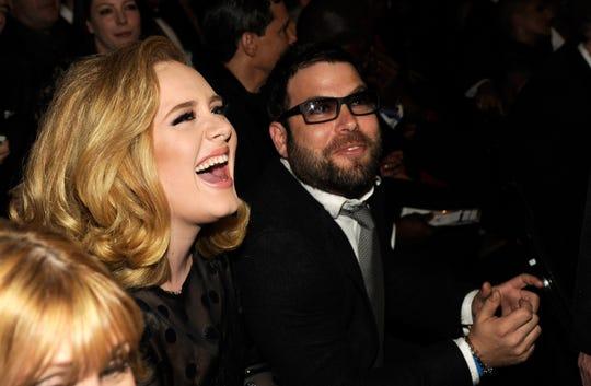 Music superstar Adele, husband Simon Konecki have separated