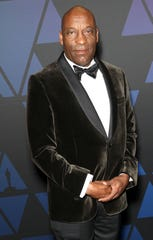 John Singleton attends the 10th Governors Awards of the Academy of Motion Picture Arts and Sciences on November 18, 2018 in Hollywood.