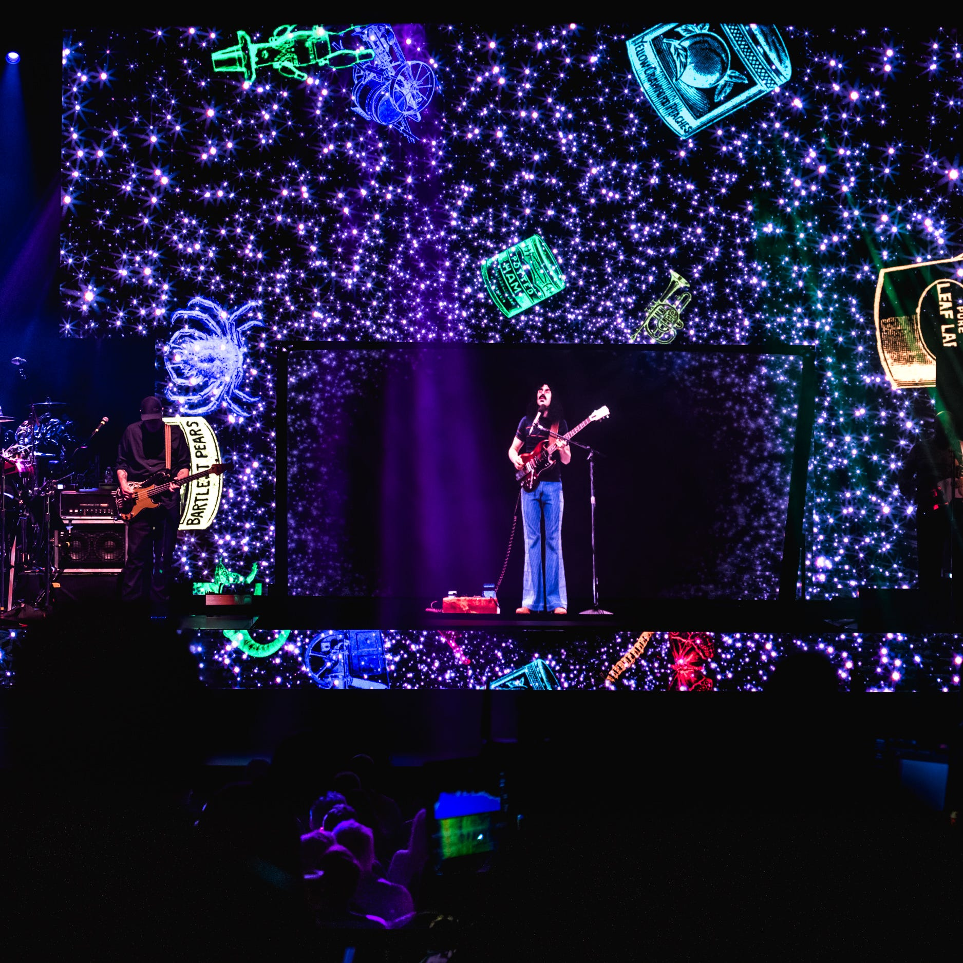 Frank Zappa hologram tour brings Bizarre World to NJ