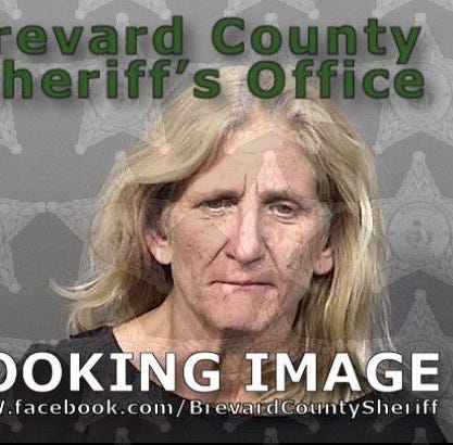 West Cocoa woman charged with pointing gun at motorists during I-95 road rage incident