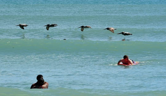 Authorities are warning Brevard residents to be mindful of beach safety - from looking out for rip currents to watching for sharks - as the summer season gets underway.