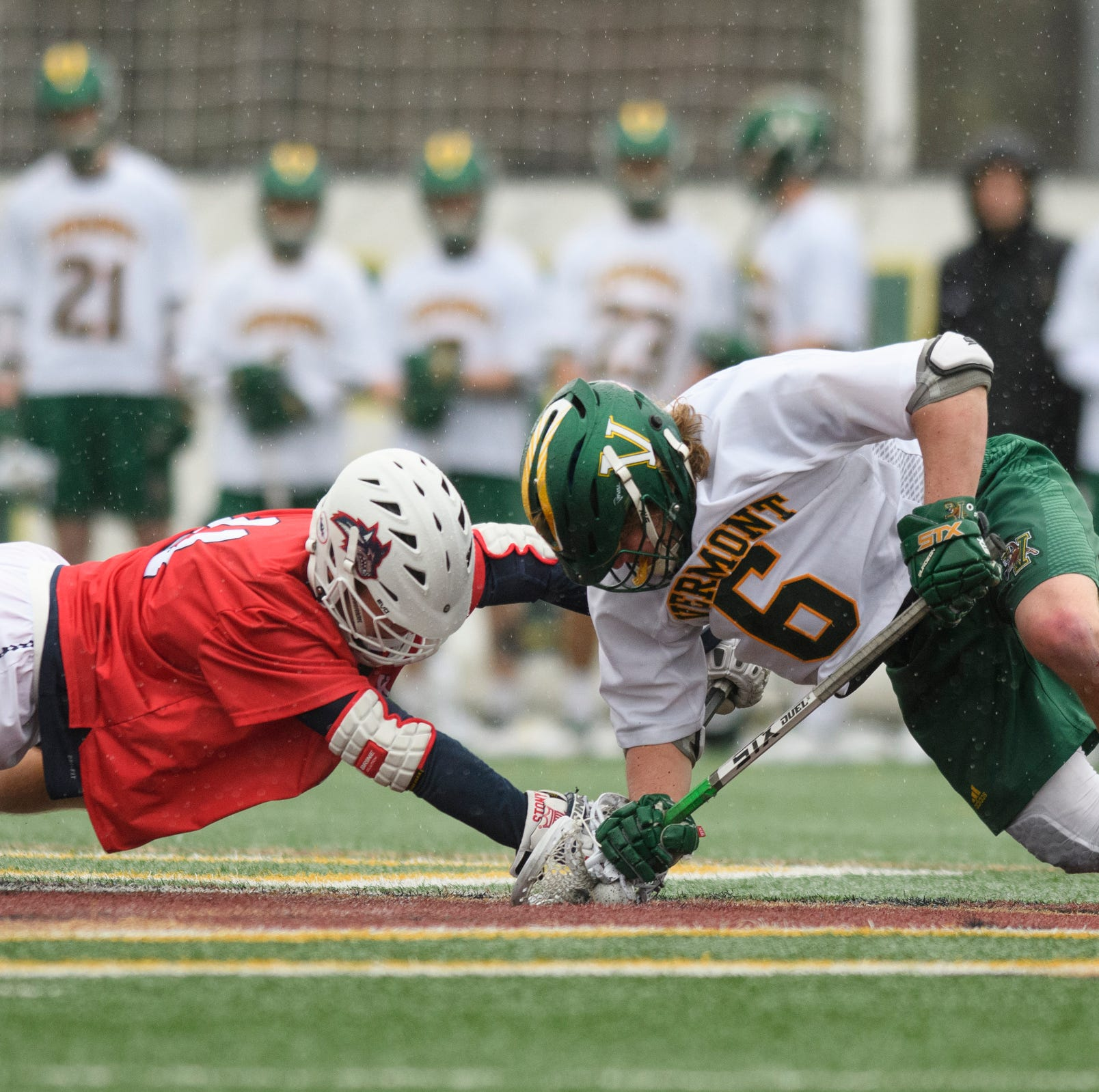 Stony Brook comeback sinks UVM men's lacrosse 10-9