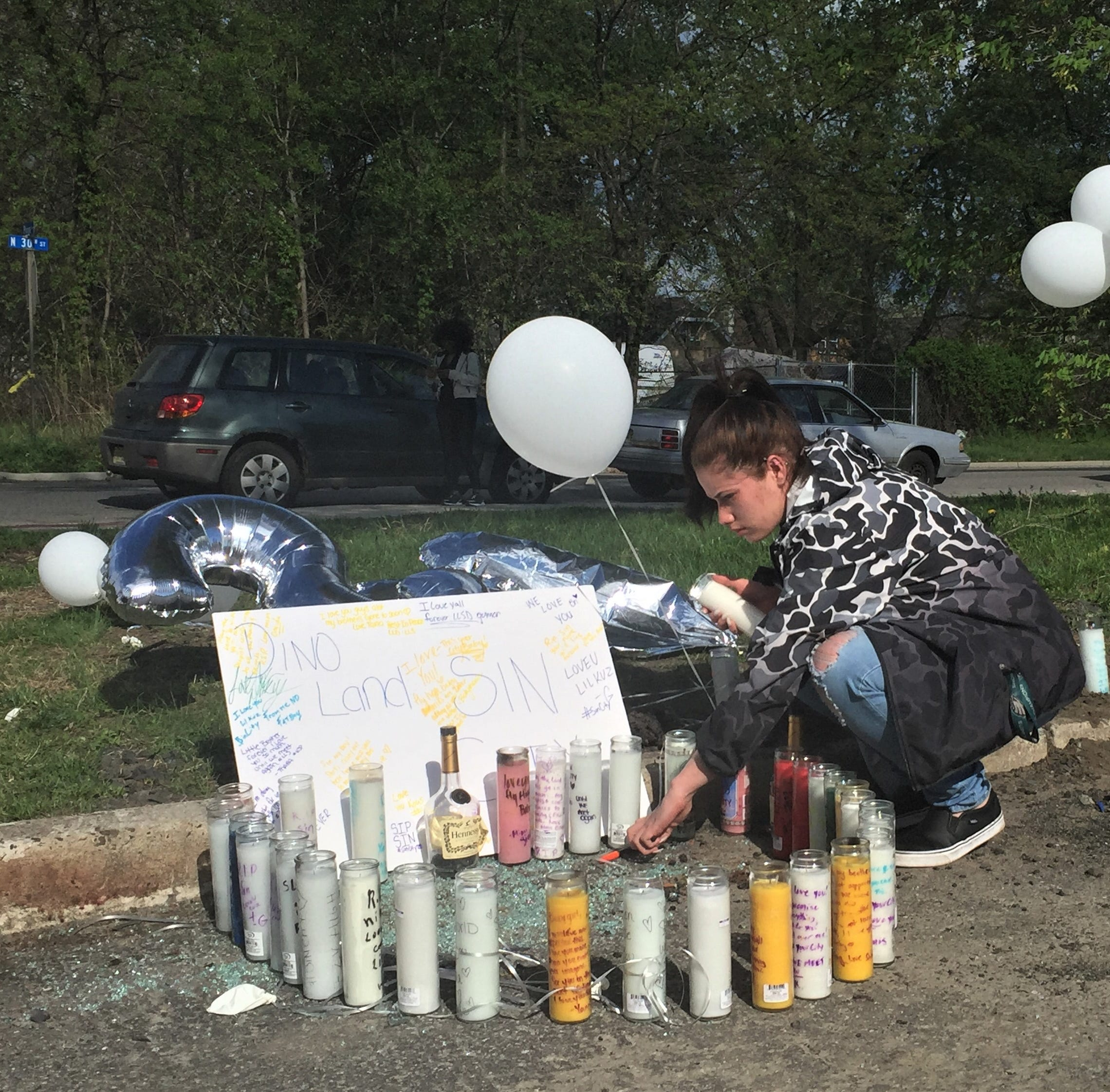 Update: Slain teen was recognized as one of Camden 'most improved students'