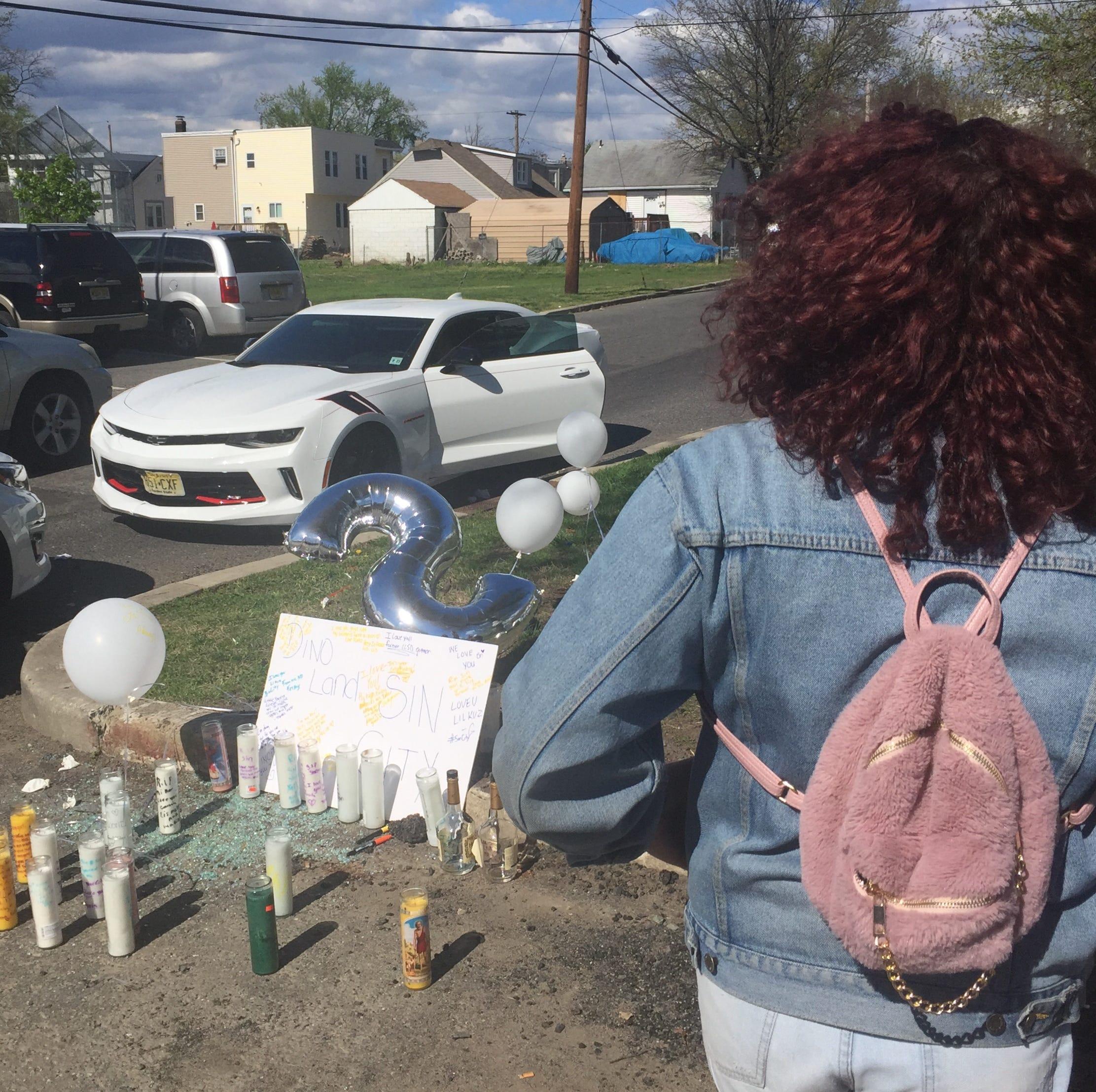 Easter morning shooting kills two at Cramer Hill park