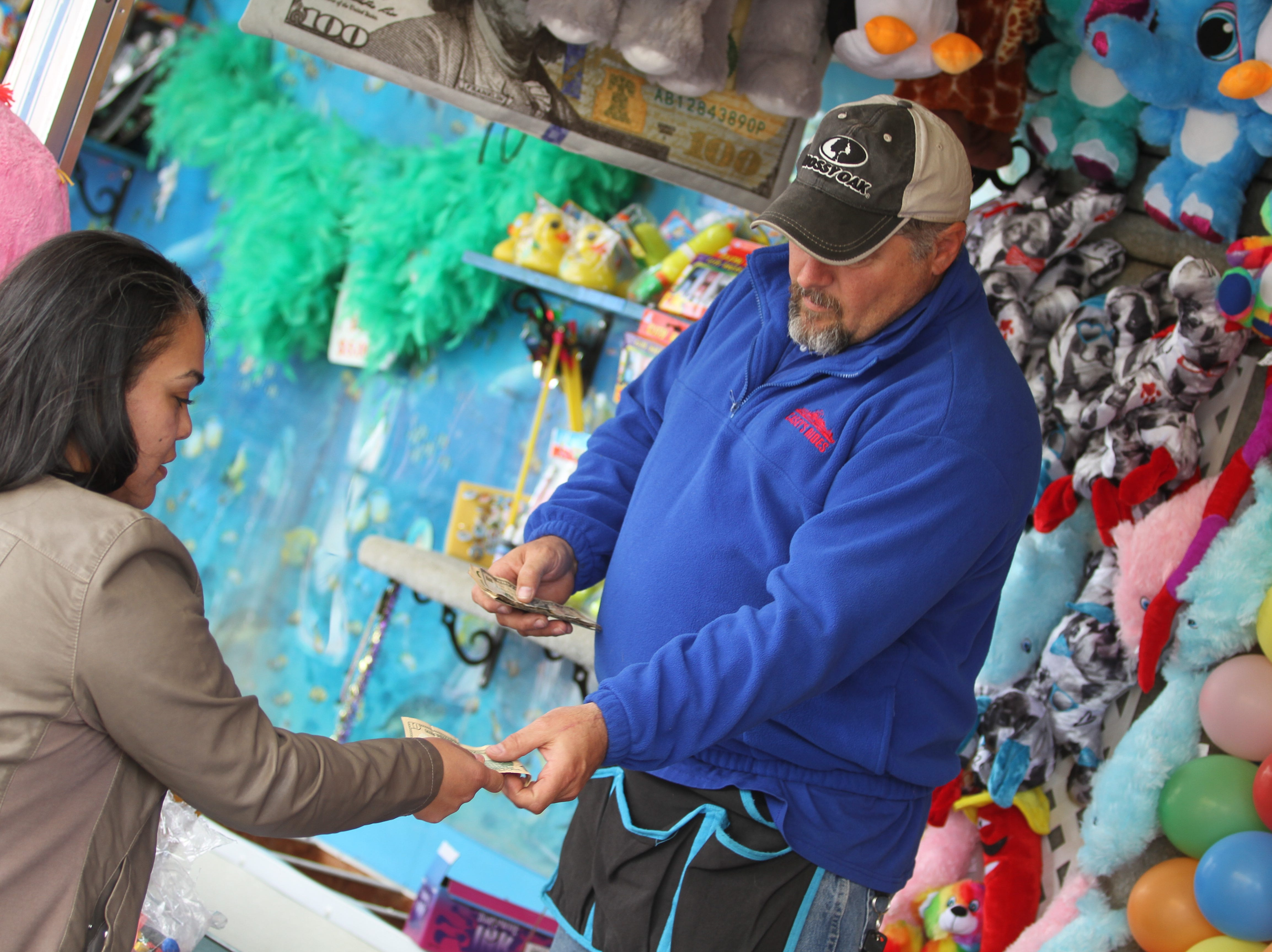 Governor's Square Mall hosted a Spring Carnival over the weekend of Saturday, April 20, 2019.