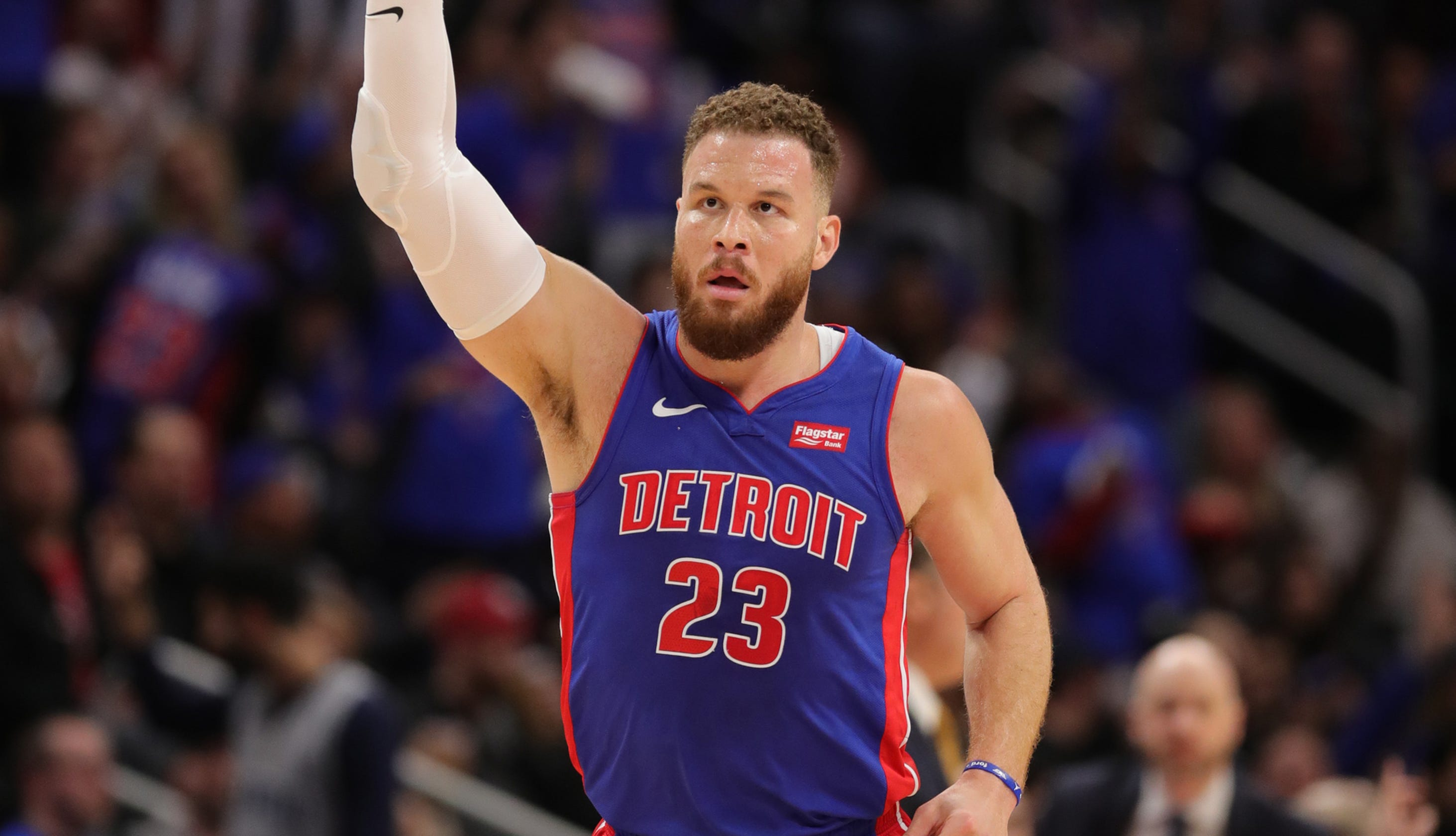 b53e02cdd7a Detroit Pistons  Blake Griffin gives endorsement on franchise direction