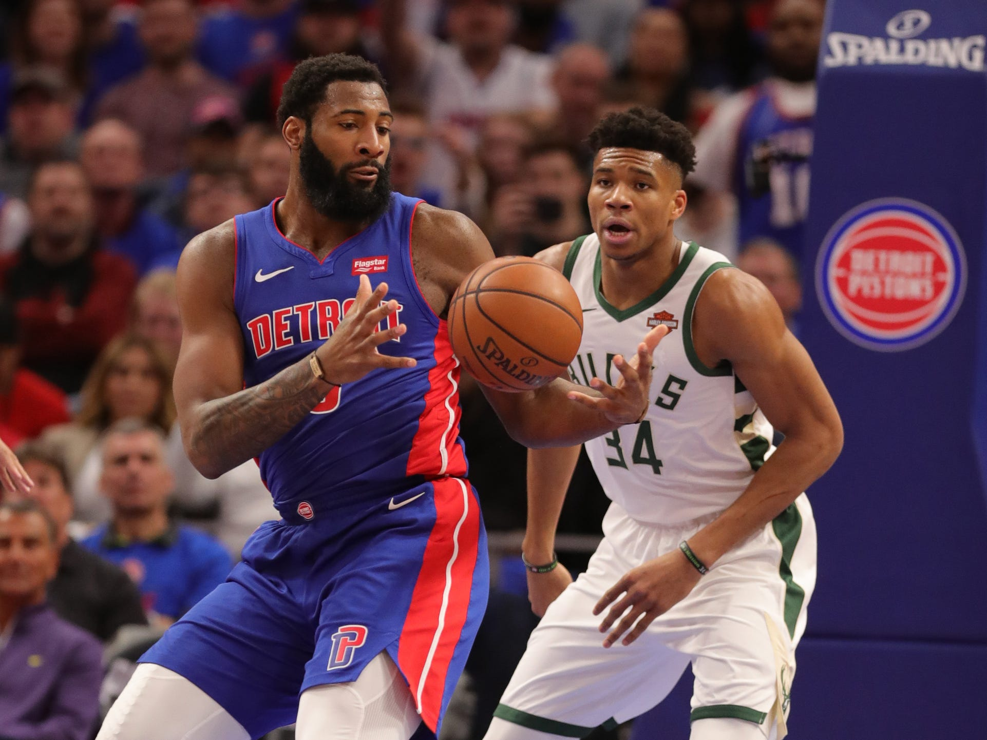 Opinion: Did Andre Drummond deserve getting booed by Pistons fans? It's complicated