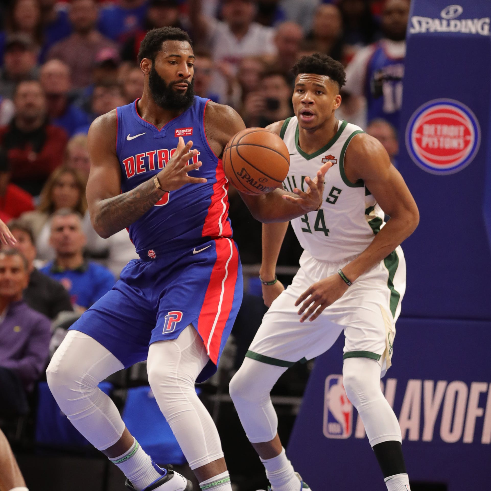 Andre Drummond booed by Pistons fans. Did he deserve it? It's complicated