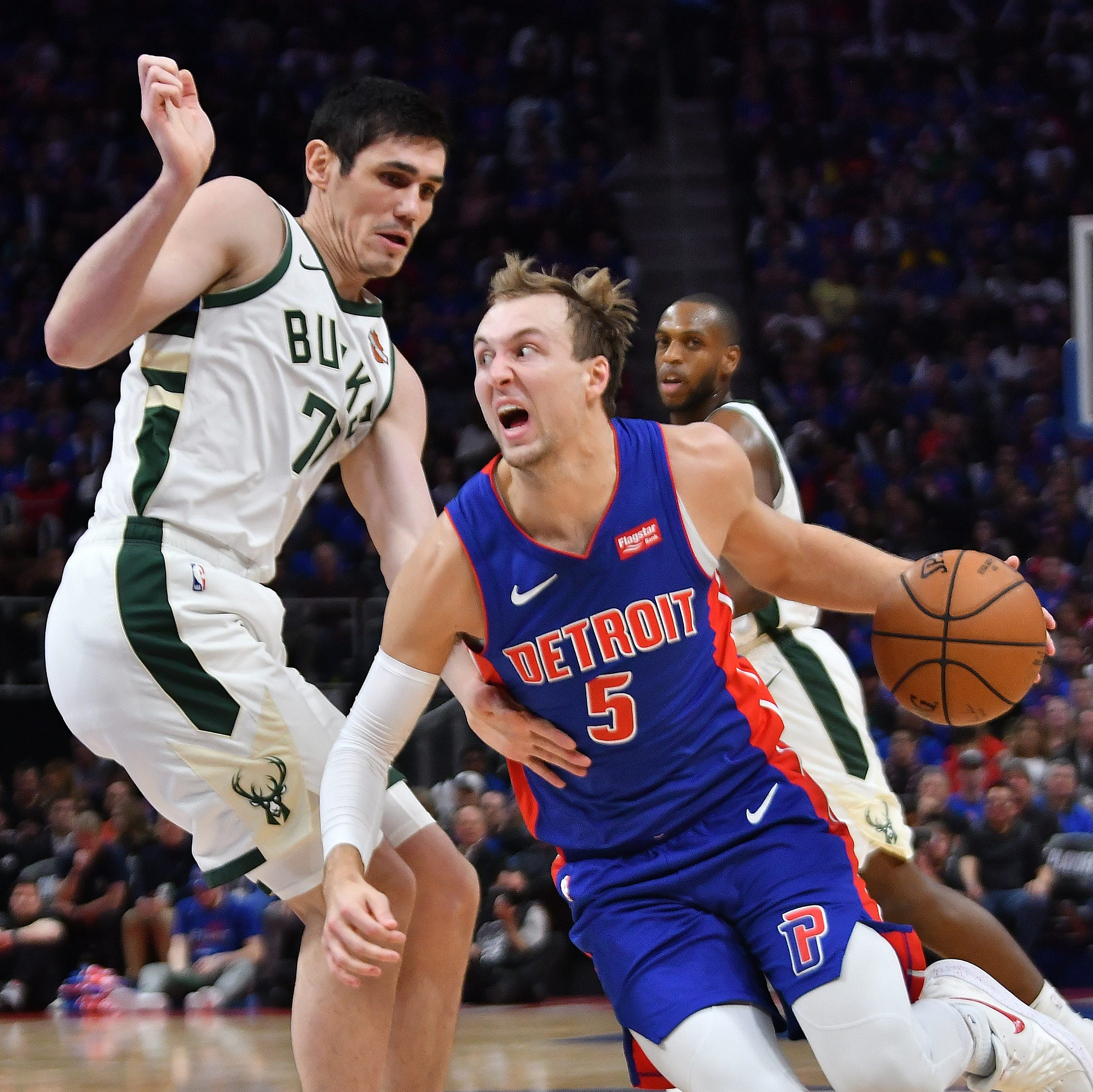 Beard: Five lessons learned from Pistons' playoff trip