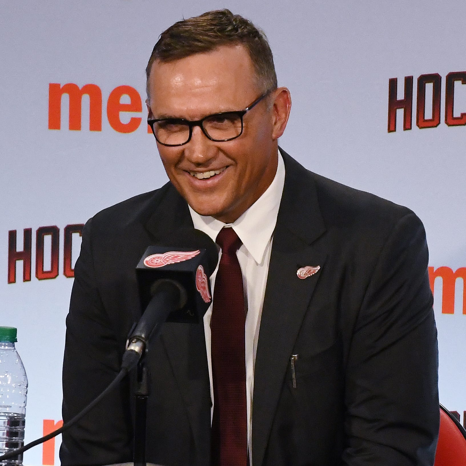 Red Wings general manager Steve Yzerman has lengthy to-do list in weeks ahead
