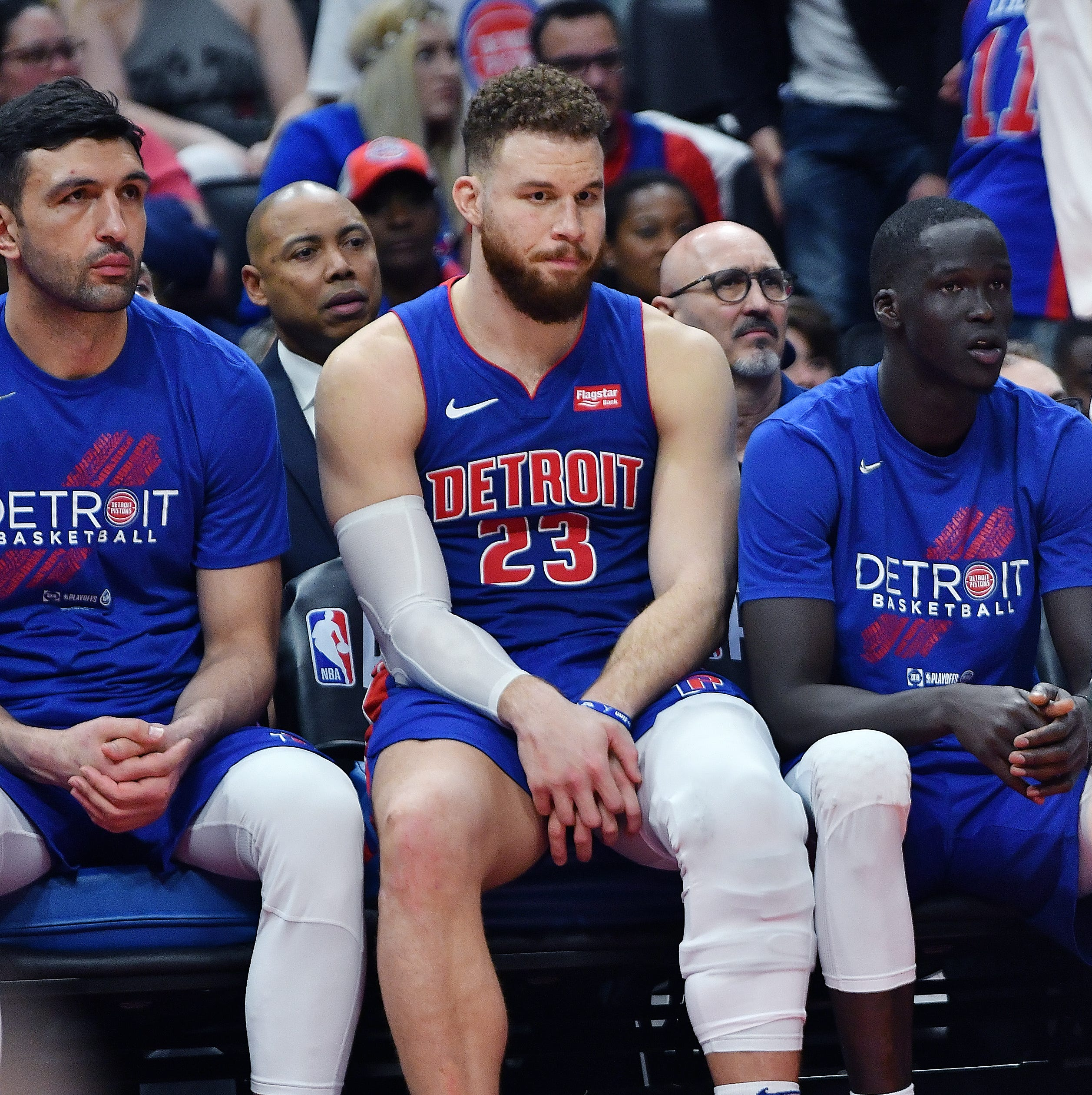 Niyo: Griffin dug deep while others flailed in Pistons' playoff defeat