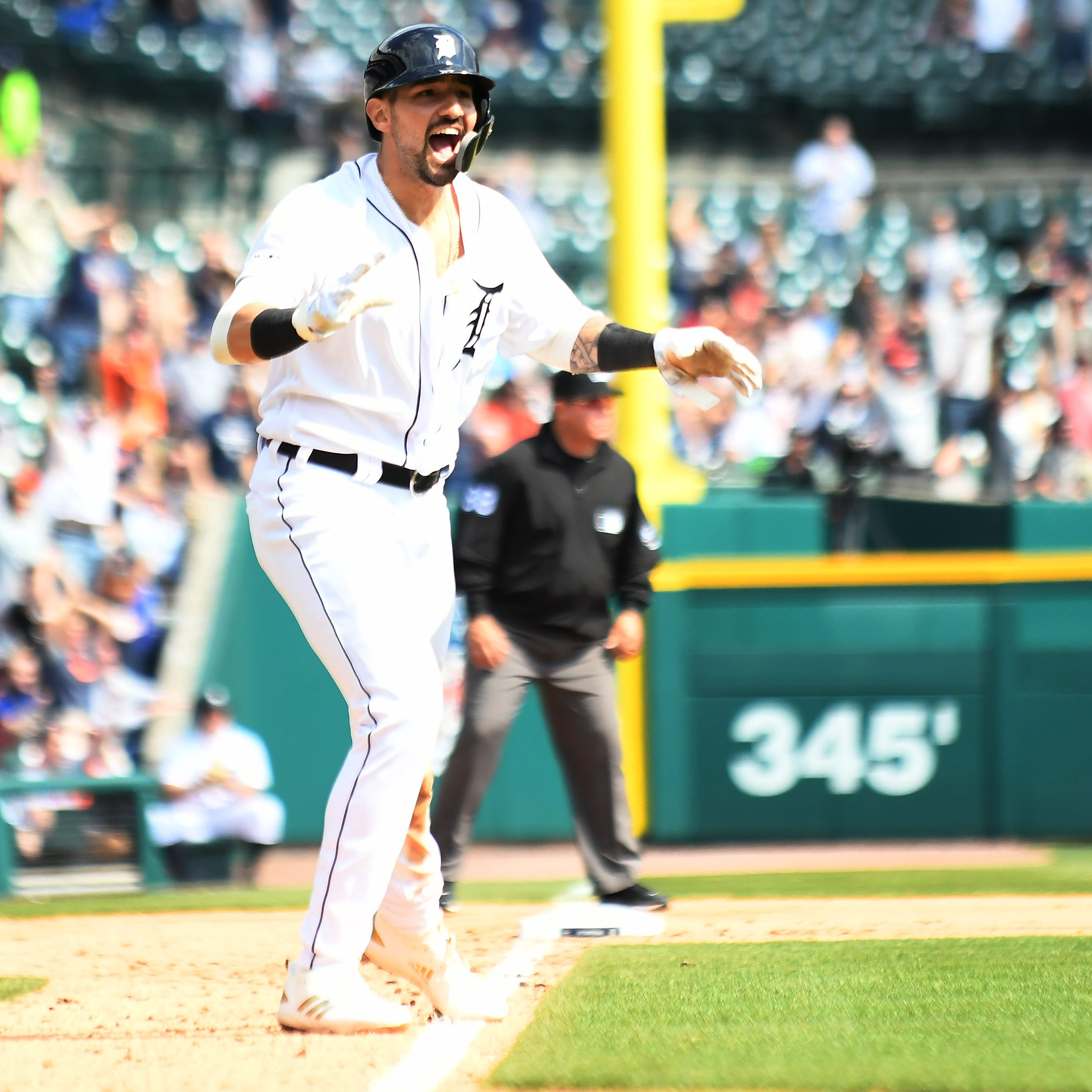 Tigers' Nick Castellanos on agent change: 'Just a business decision I had to make'