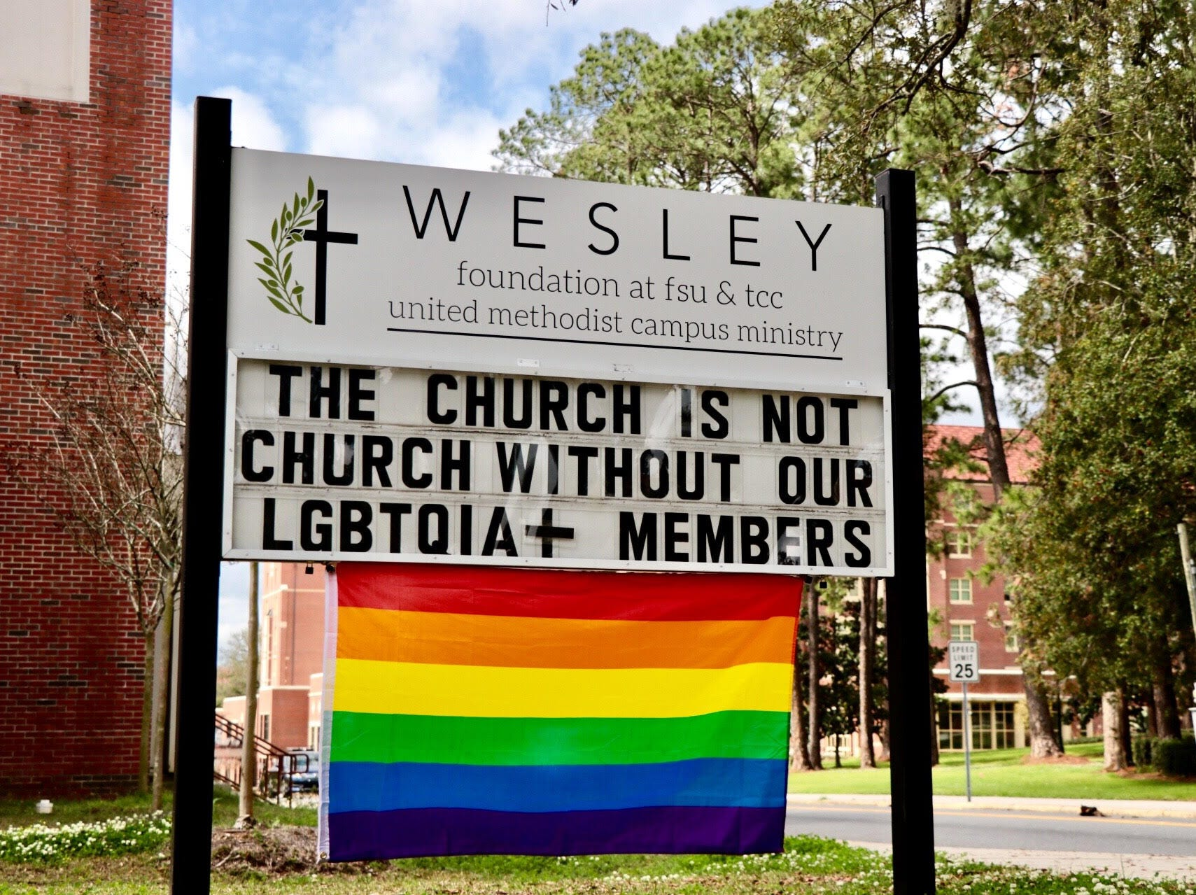 United Methodist Churches defy ruling on human sexuality