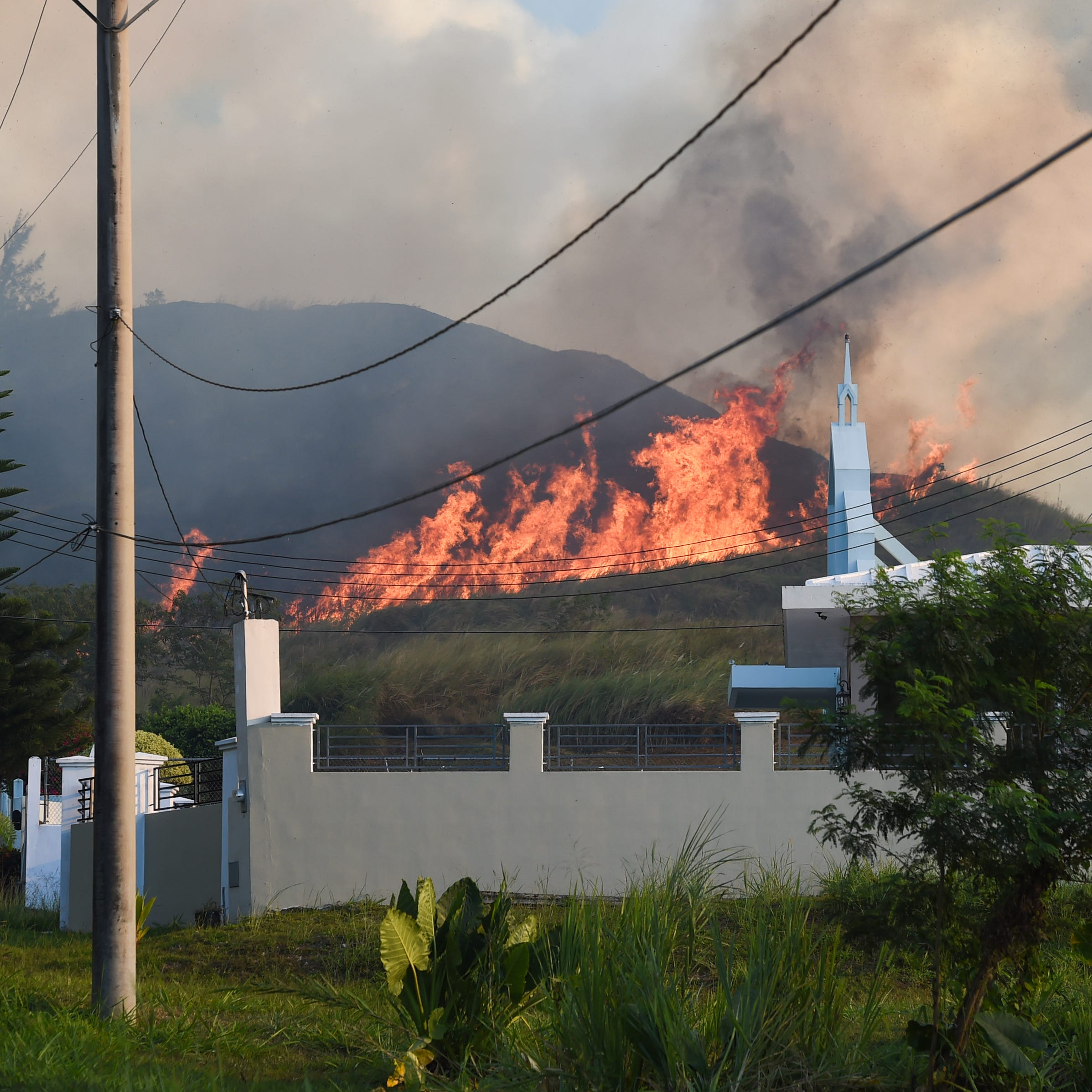 Our View: Take care to prevent grass fires on Guam