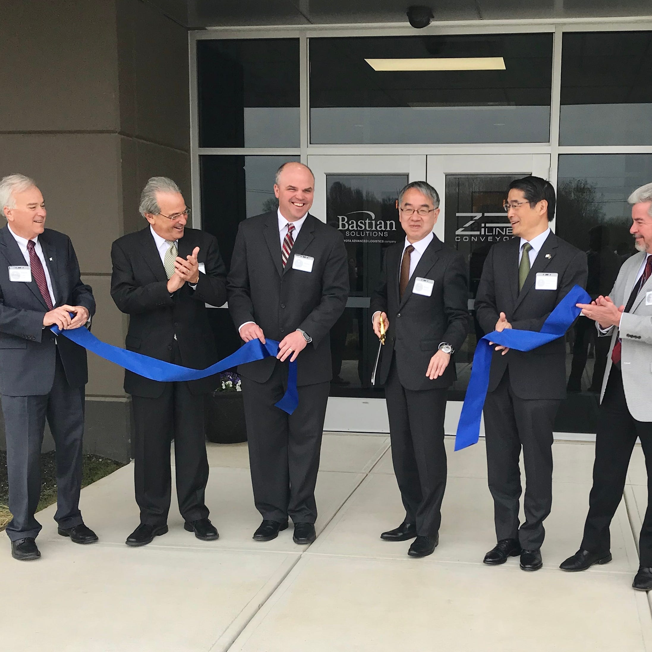Bastian Solutions opens $8M manufacturing facility in Westfield