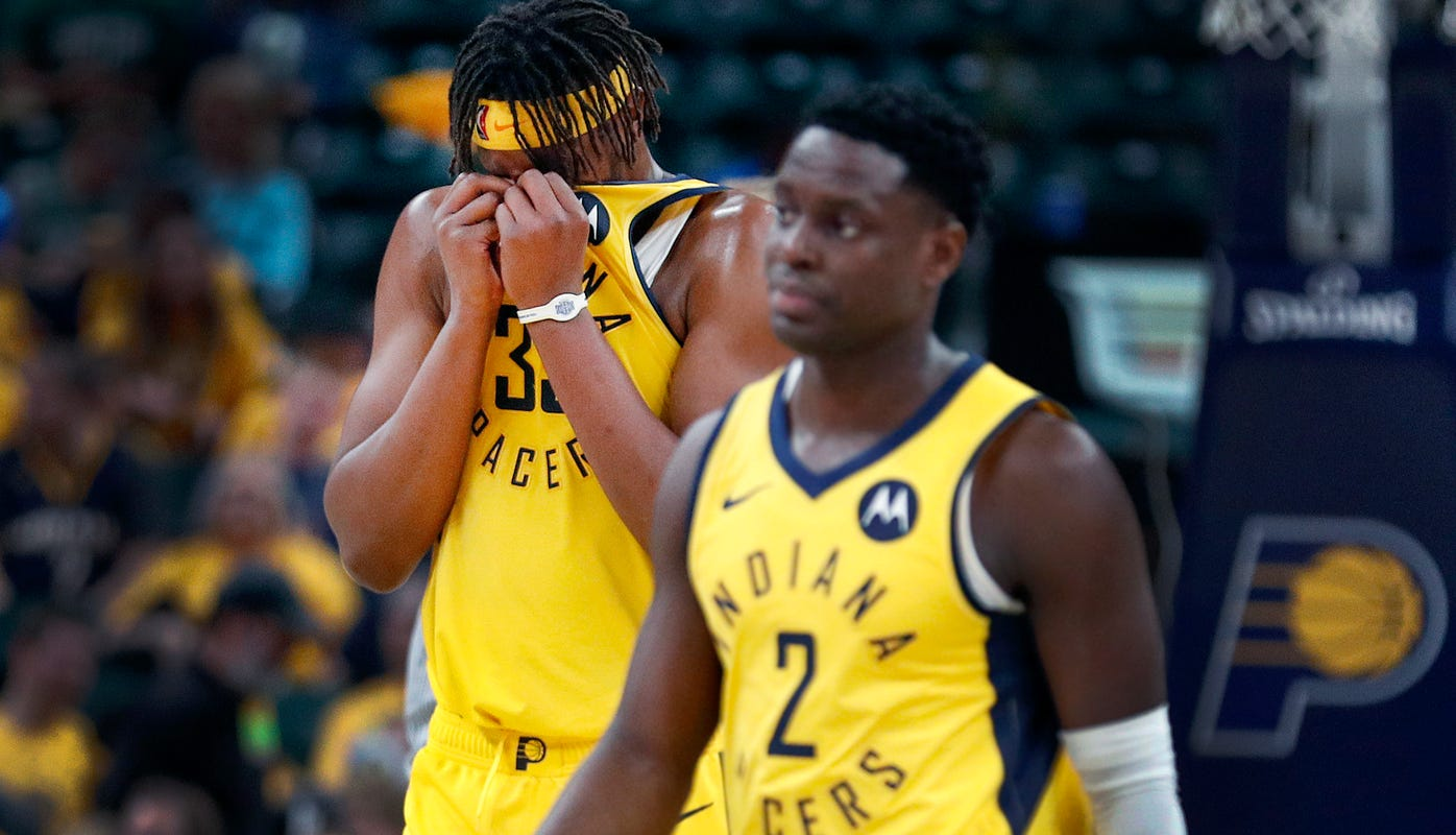 1b4d445d7d9 2019 NBA playoffs  This is a different series if the Pacers have Victor  Oladipo