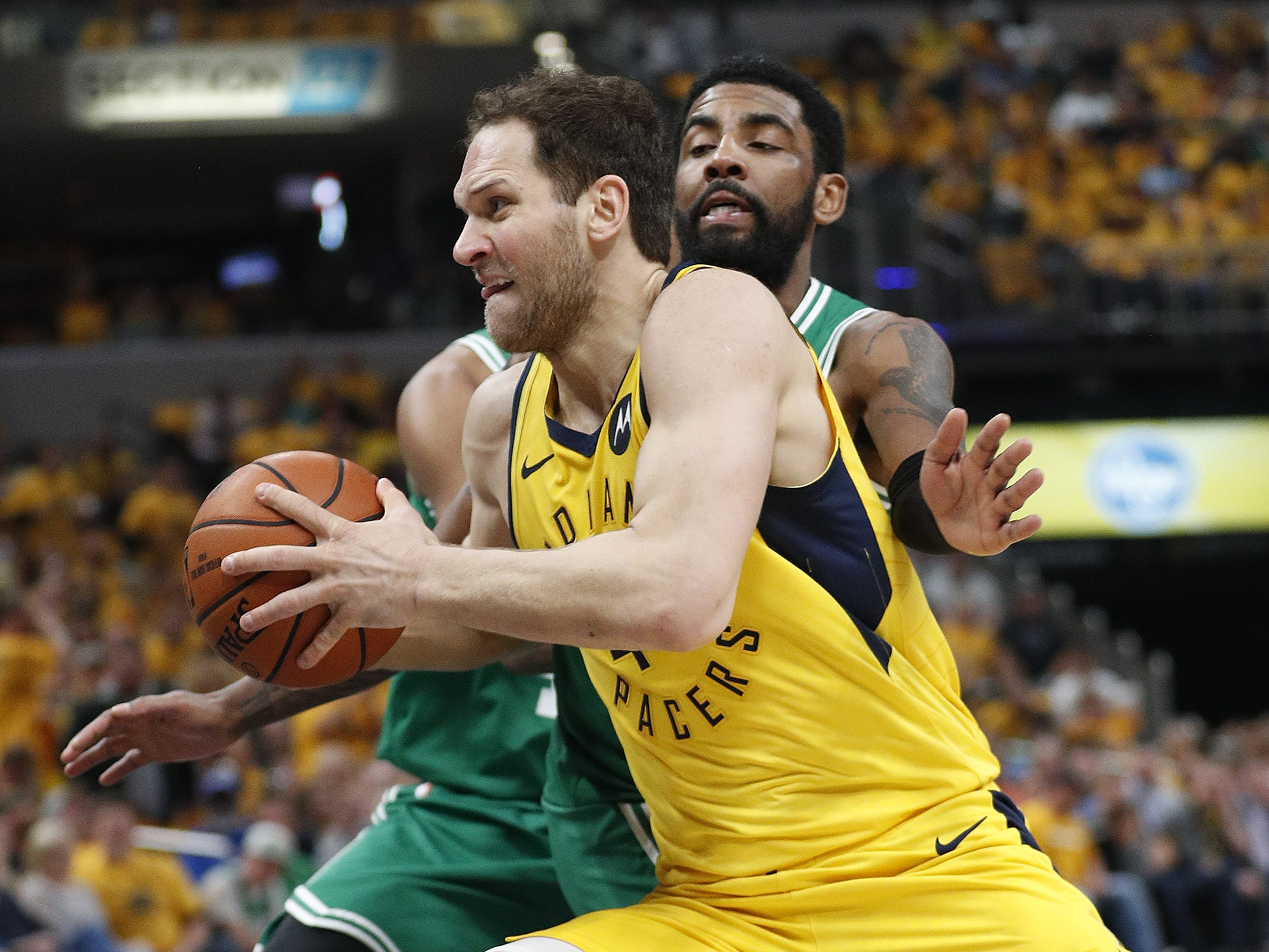 Pacers season ends with Game 4 loss to Celtics