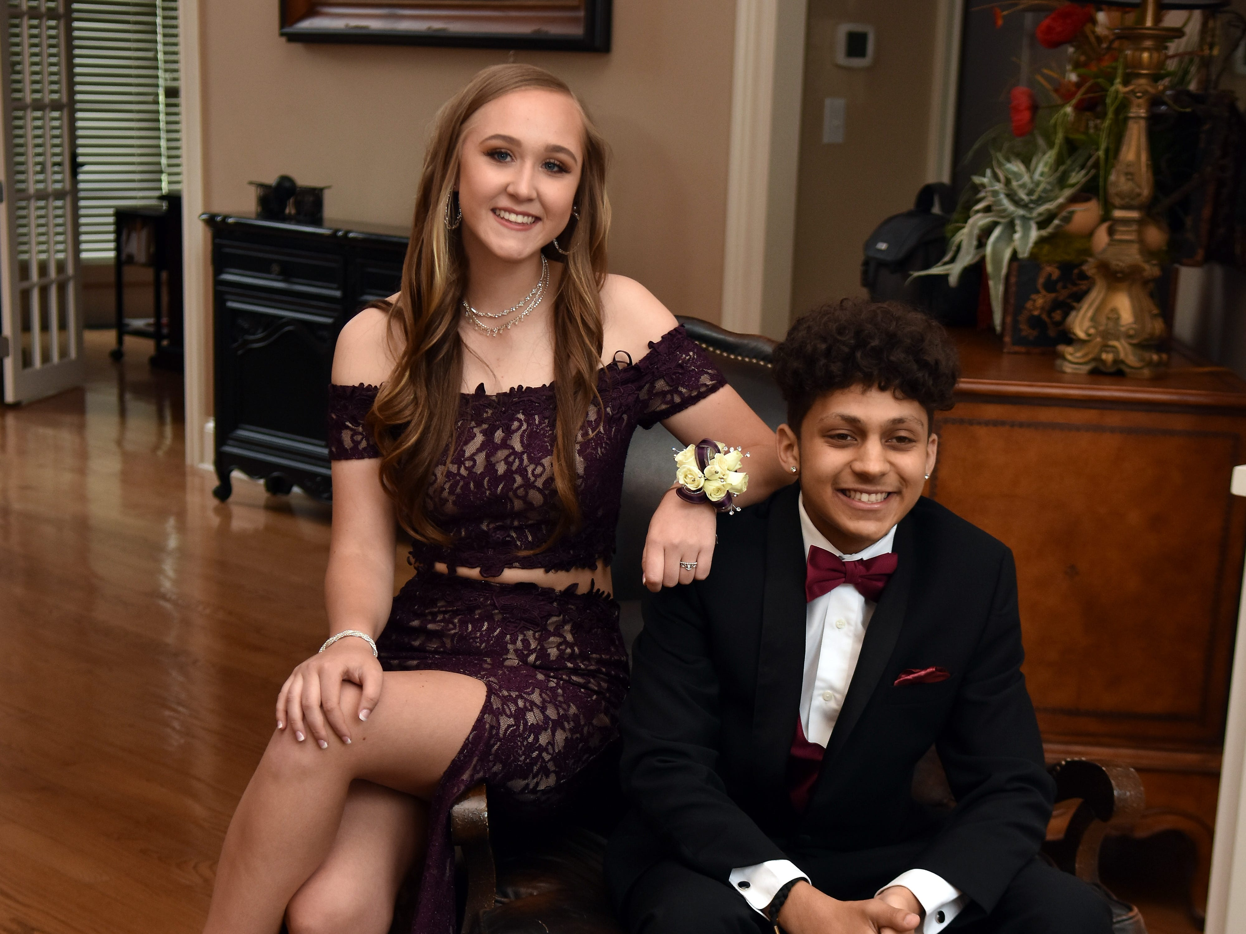 Scenes from the Fulton High prom at The Standard, Saturday, April 20, 2019.
