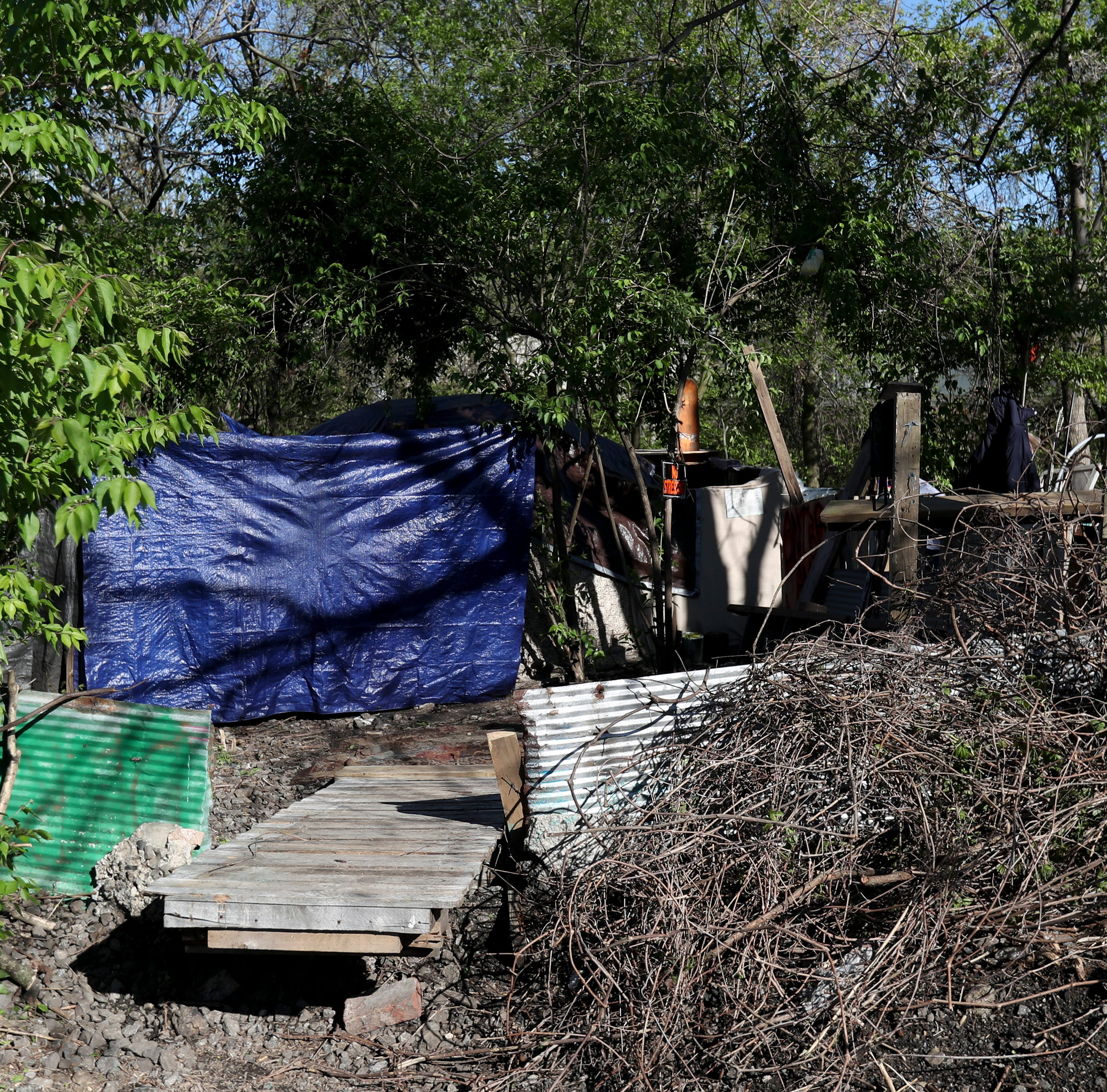 Clearing out every Louisville homeless site isn't working. Campgrounds might just help