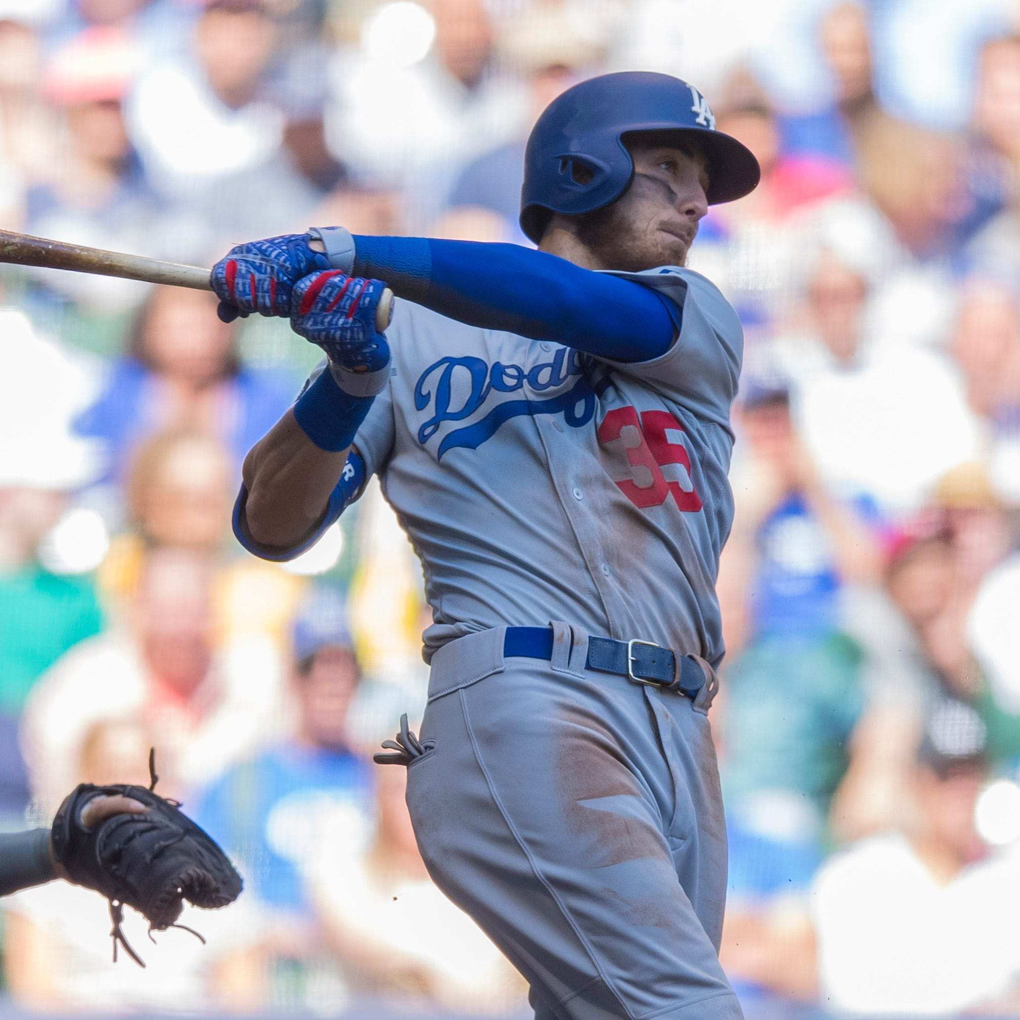 Dodgers 6, Brewers 5: Cody Bellinger makes the difference late in a thriller