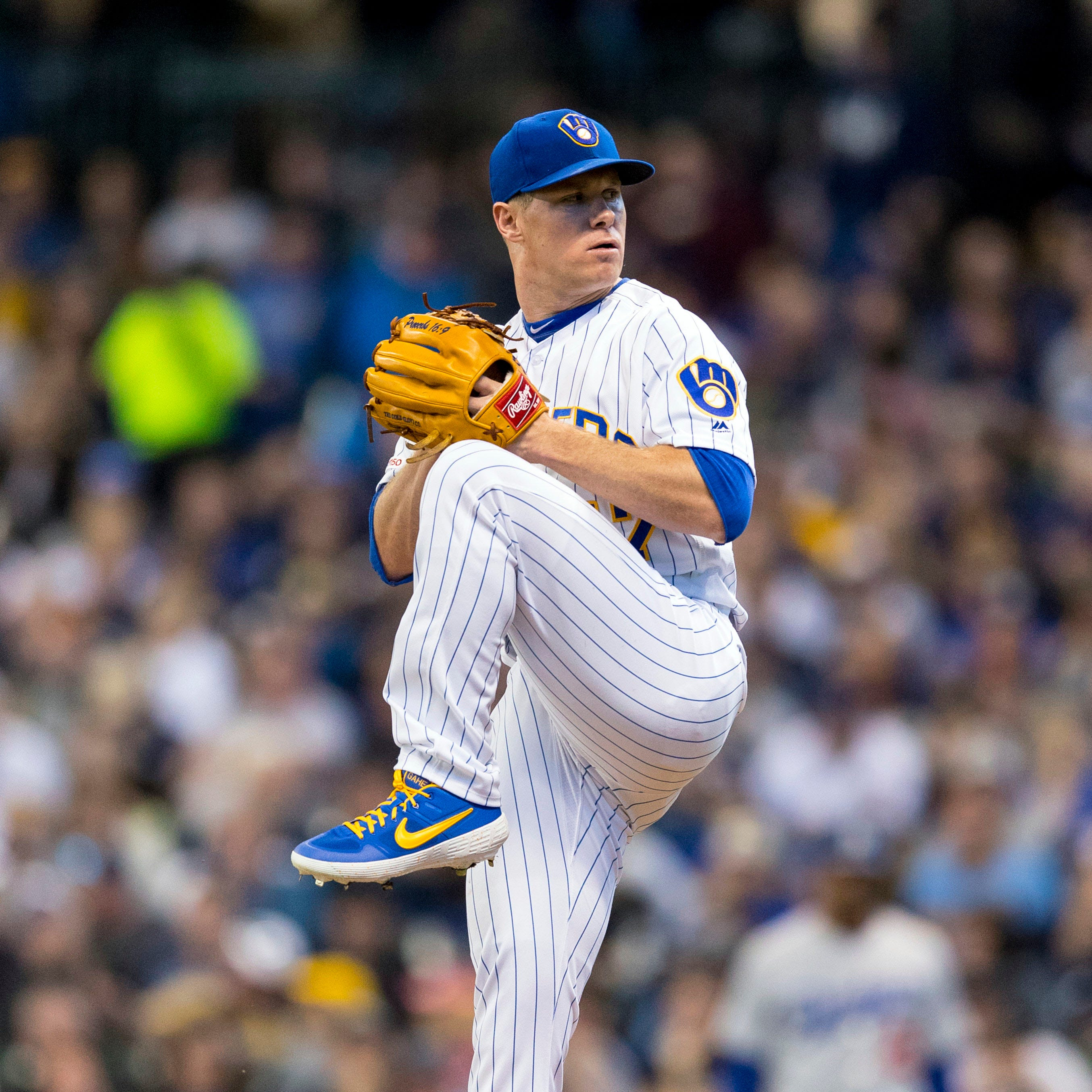 Chase Anderson impresses against Dodgers, will get another start against the Mets