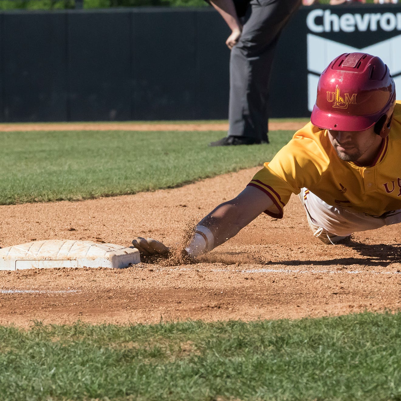 ULM's slide continues in series loss to Little Rock