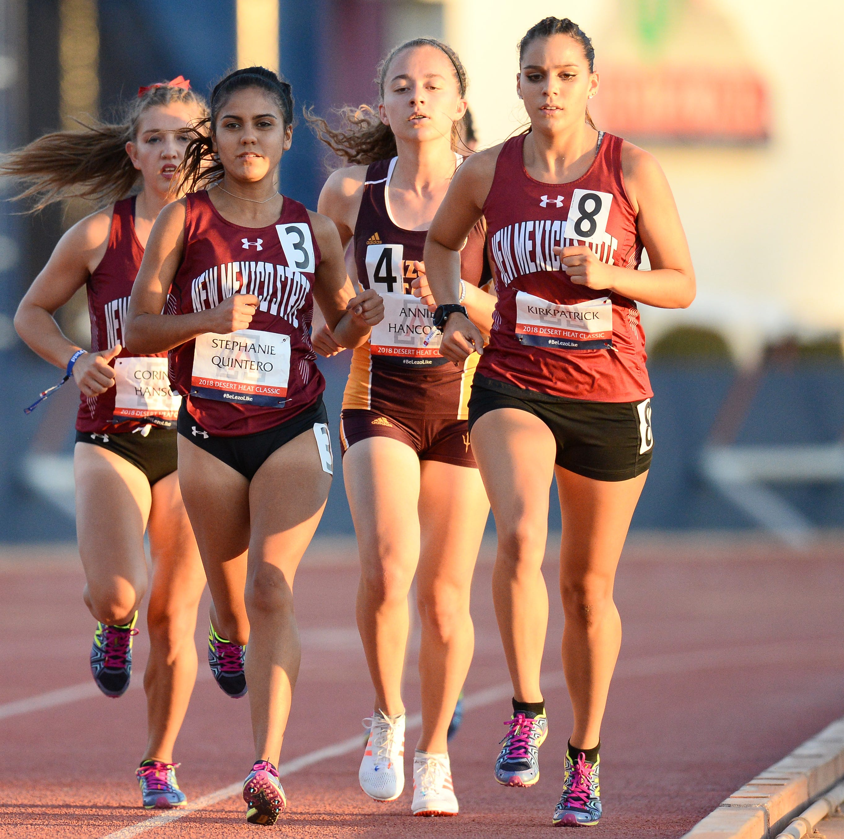 Aggies close run at Beach Invitational