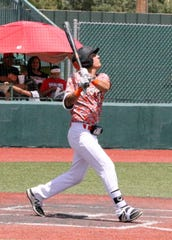 Cooper Flores finished the season with a .303 average, 15 RBIs and 13 stolen bases for the Artesia Bulldogs.