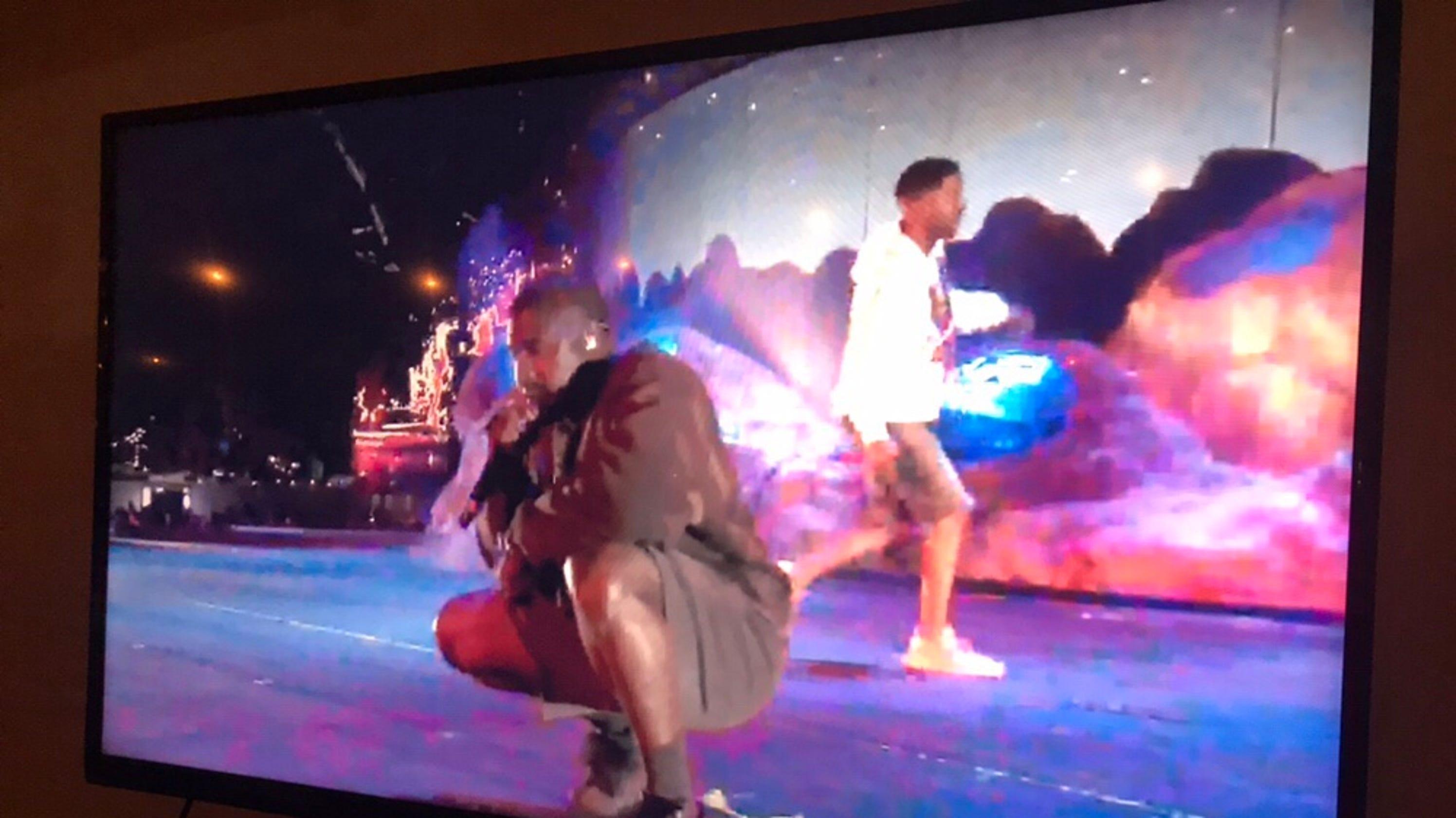 Kid Cudi Coachella  Full Set