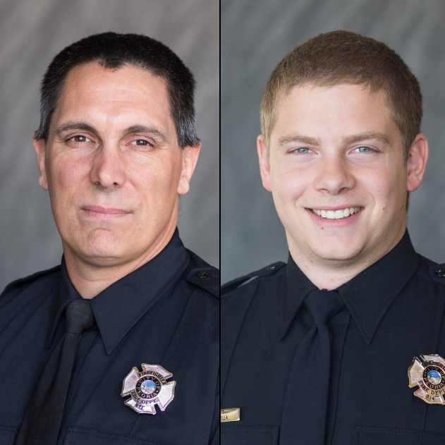 2 of the Peoria firefighters hospitalized after APS battery explosion discharged