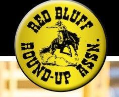 Red Bluff Round-Up logo