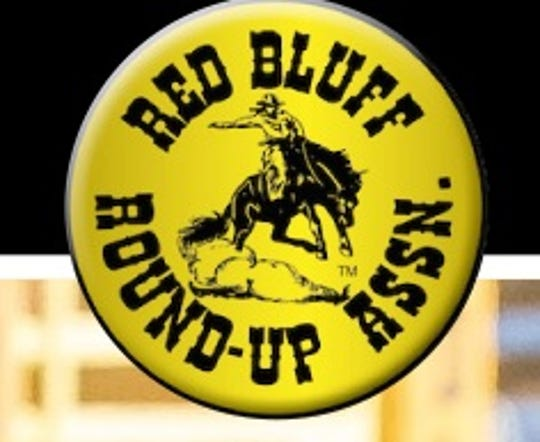 Red Bluff Round-Up logo