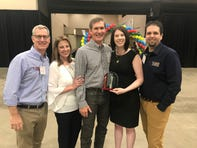 Leon County Schools names Tadlock Roofing as Outstanding Partner for Excellence