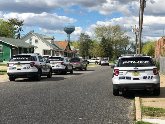 Police responded to the 500 block of Crystal Avenue Sunday but declined to release information about the investigation. April 21, 2019