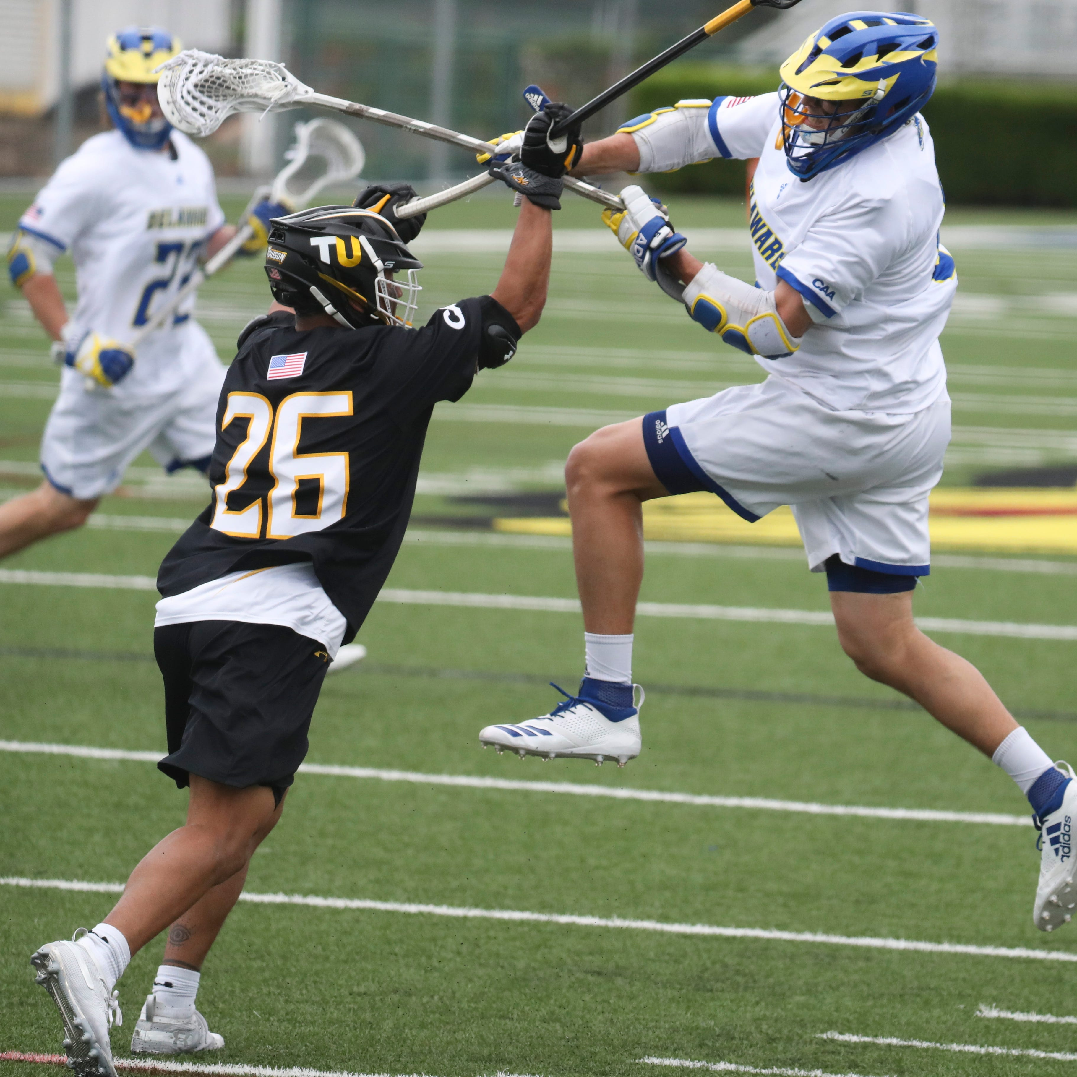 University of Delaware lacrosse season ends in CAA Tournament defeat