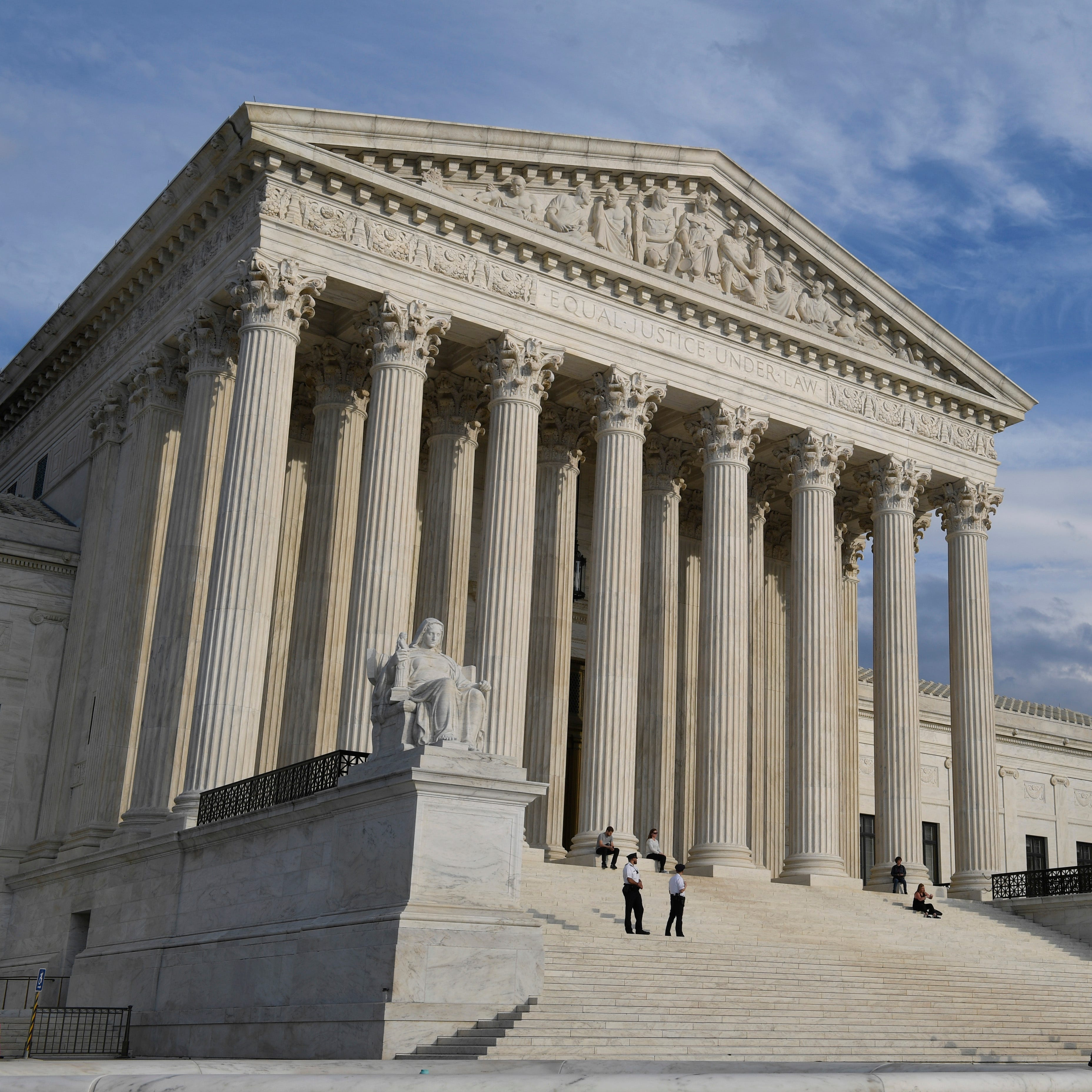 U.S. Supreme Court stays decision ordering political redistricting in Michigan