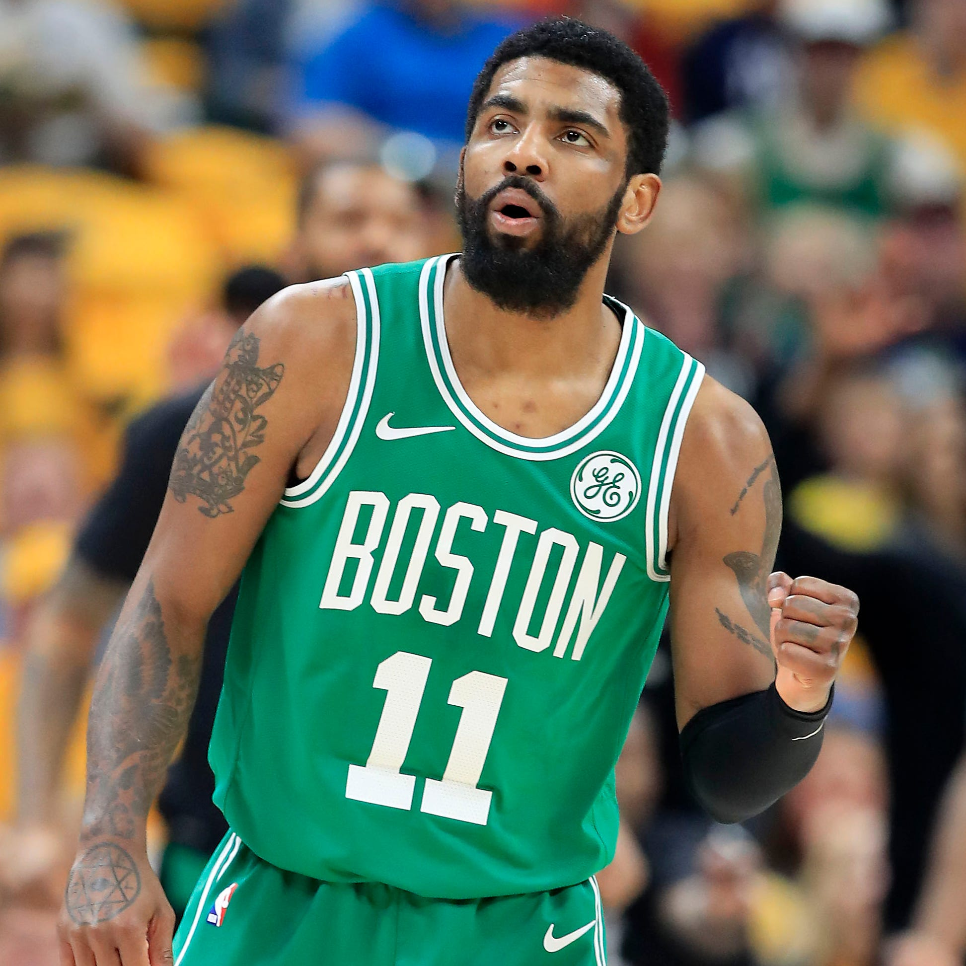Opinion: Kyrie Irving has Celtics poised for something special in NBA playoffs