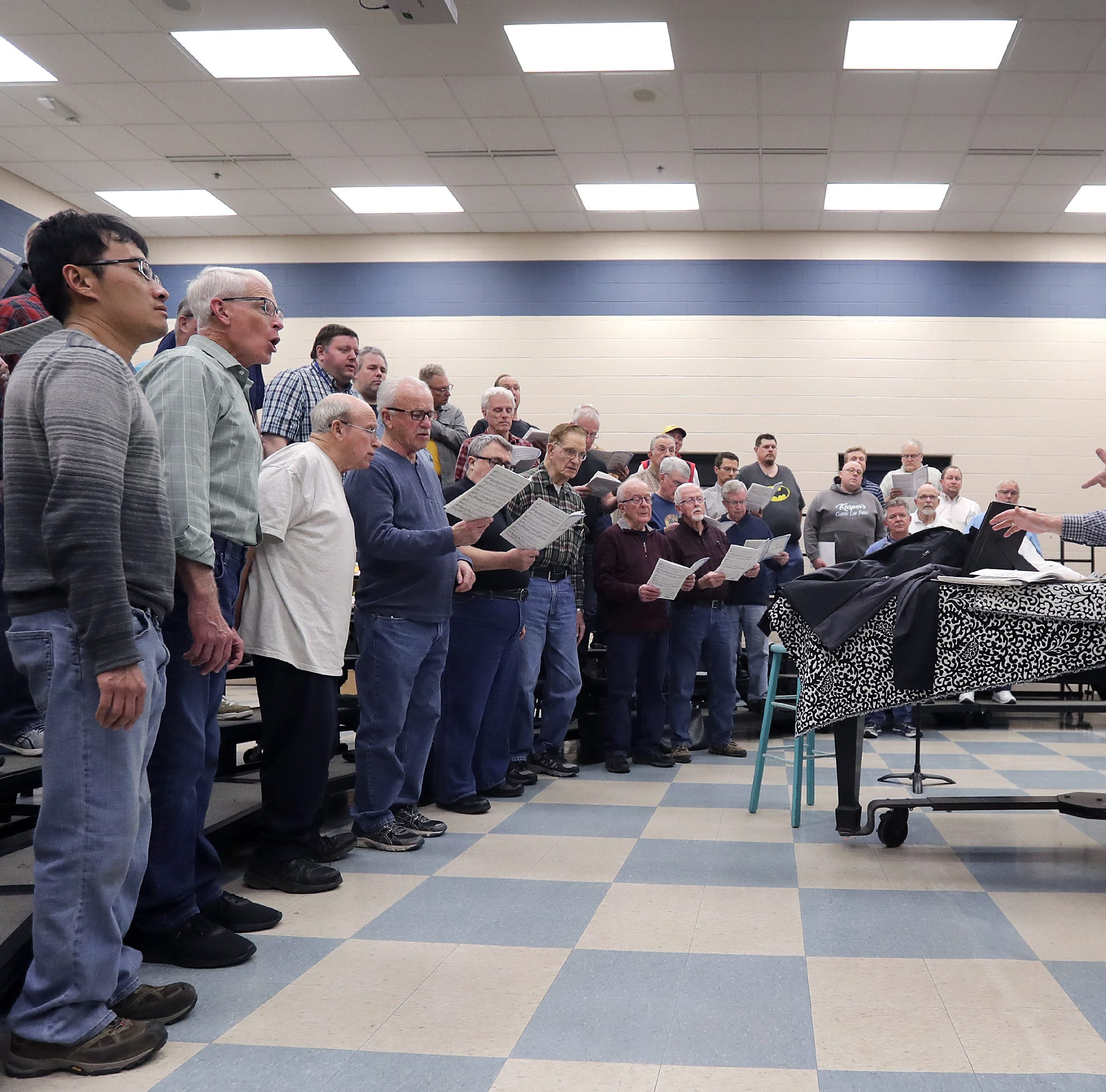 'A jewel in the Fox Valley': MacDowell Male Chorus celebrates 85 years of brotherhood
