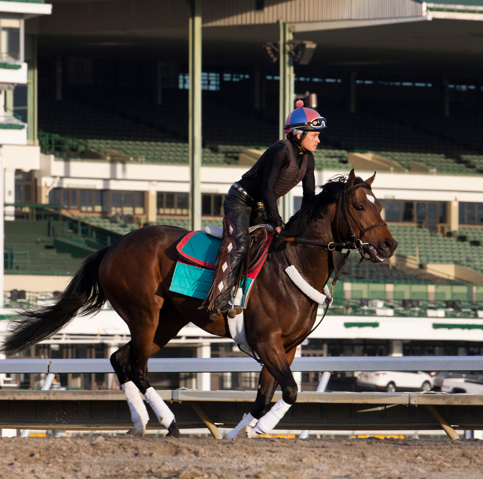 Monmouth Park: Five burning questions as opening day approaches