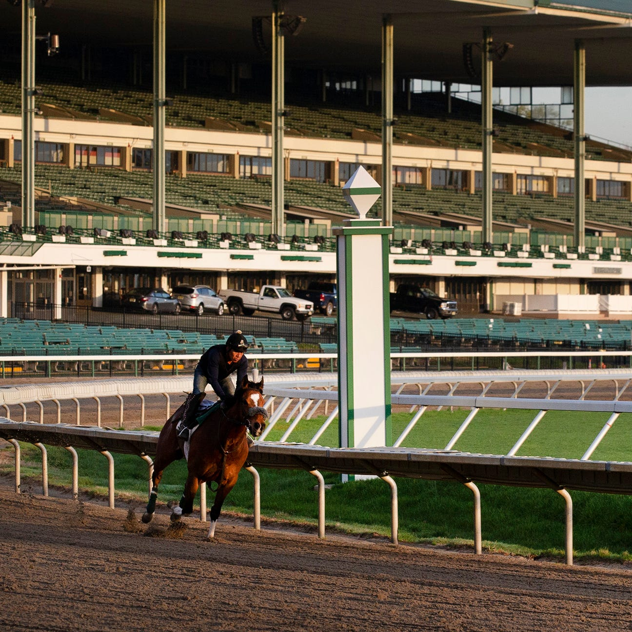 Optimism abounds at Monmouth Park with higher purses, more racing days