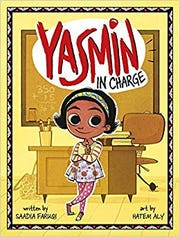 """""""Yasmin in Charge"""" by Saadia Faruqi"""